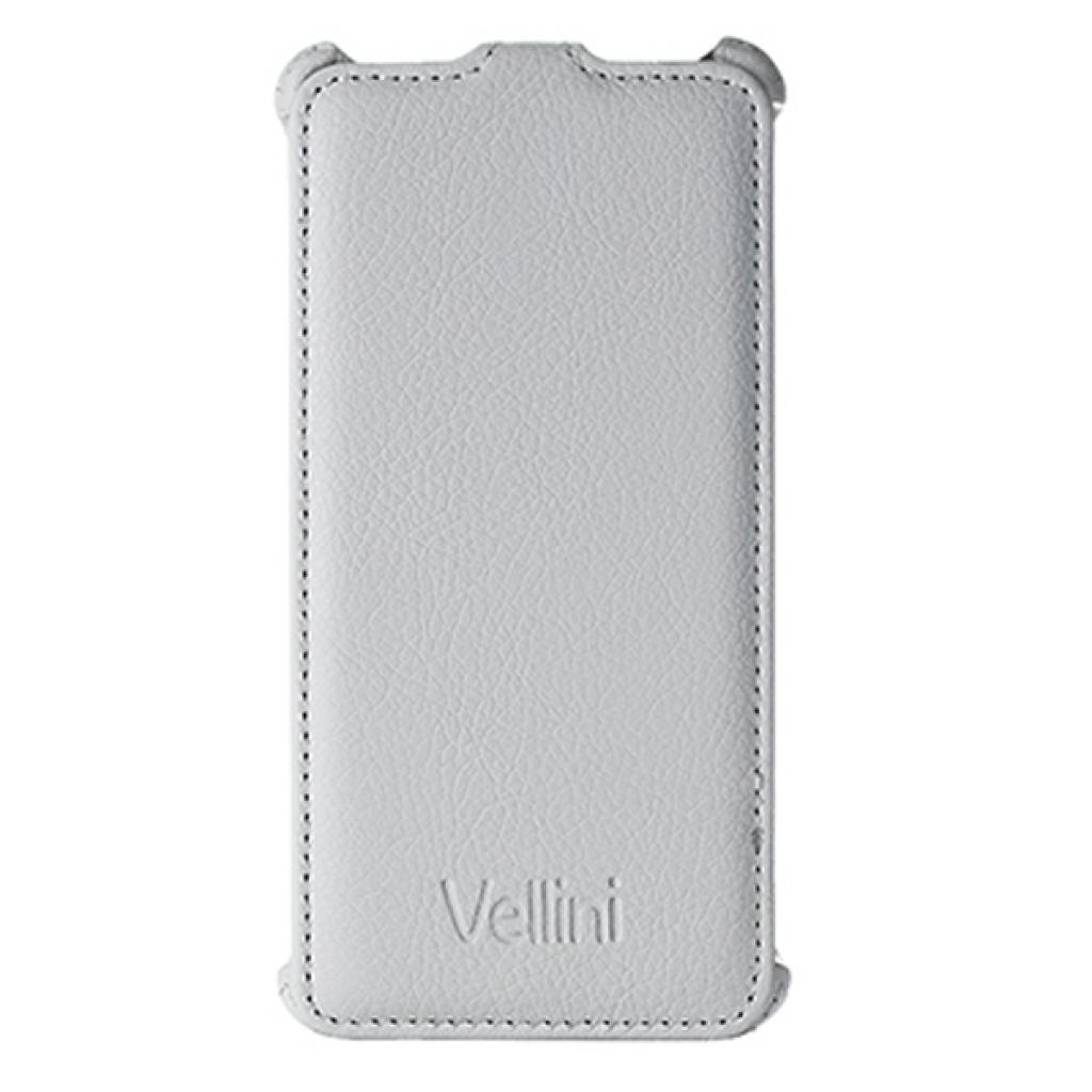 Чехол для моб. телефона Vellini для Sony Xperia Z3 D6603 White /Lux-flip (215821)