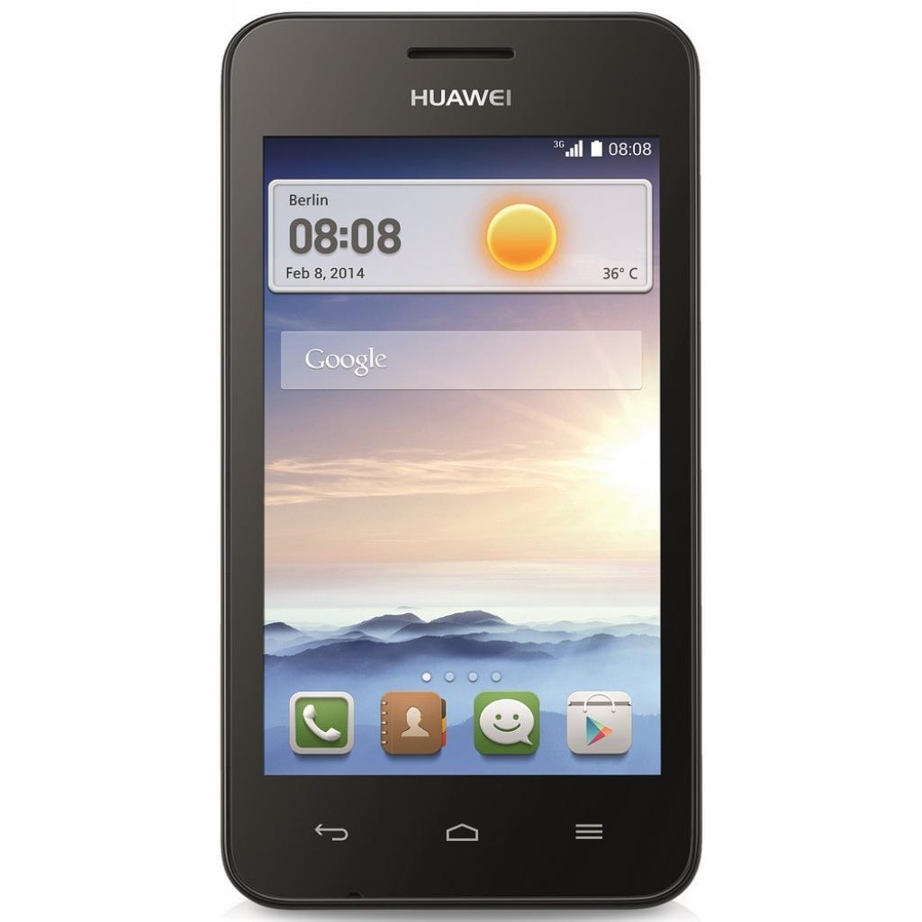 Мобильный телефон Huawei Ascend Y330-U11 DualSim Black (51059272)
