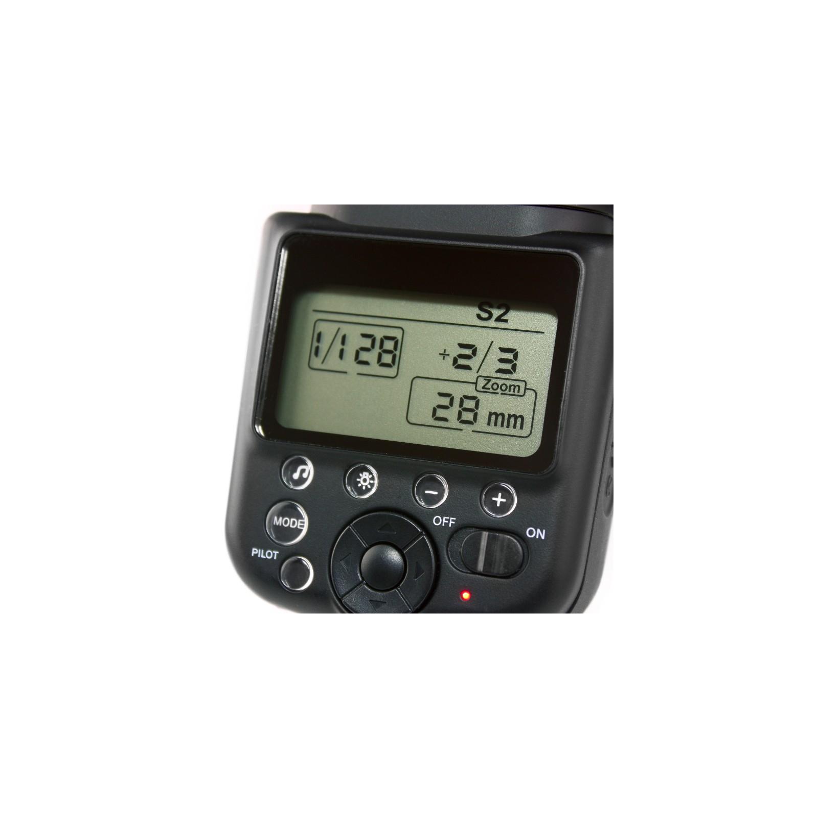 Вспышка EXTRADIGITAL DF-800 (ручная настройка) (DF800ED0006) изображение 7