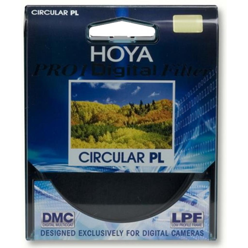 Светофильтр Hoya Pol-Circular Pro1 Digital 67mm (0024066040589) изображение 2
