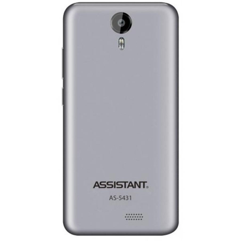 Мобильный телефон Assistant AS-5431 Prima Gray изображение 2