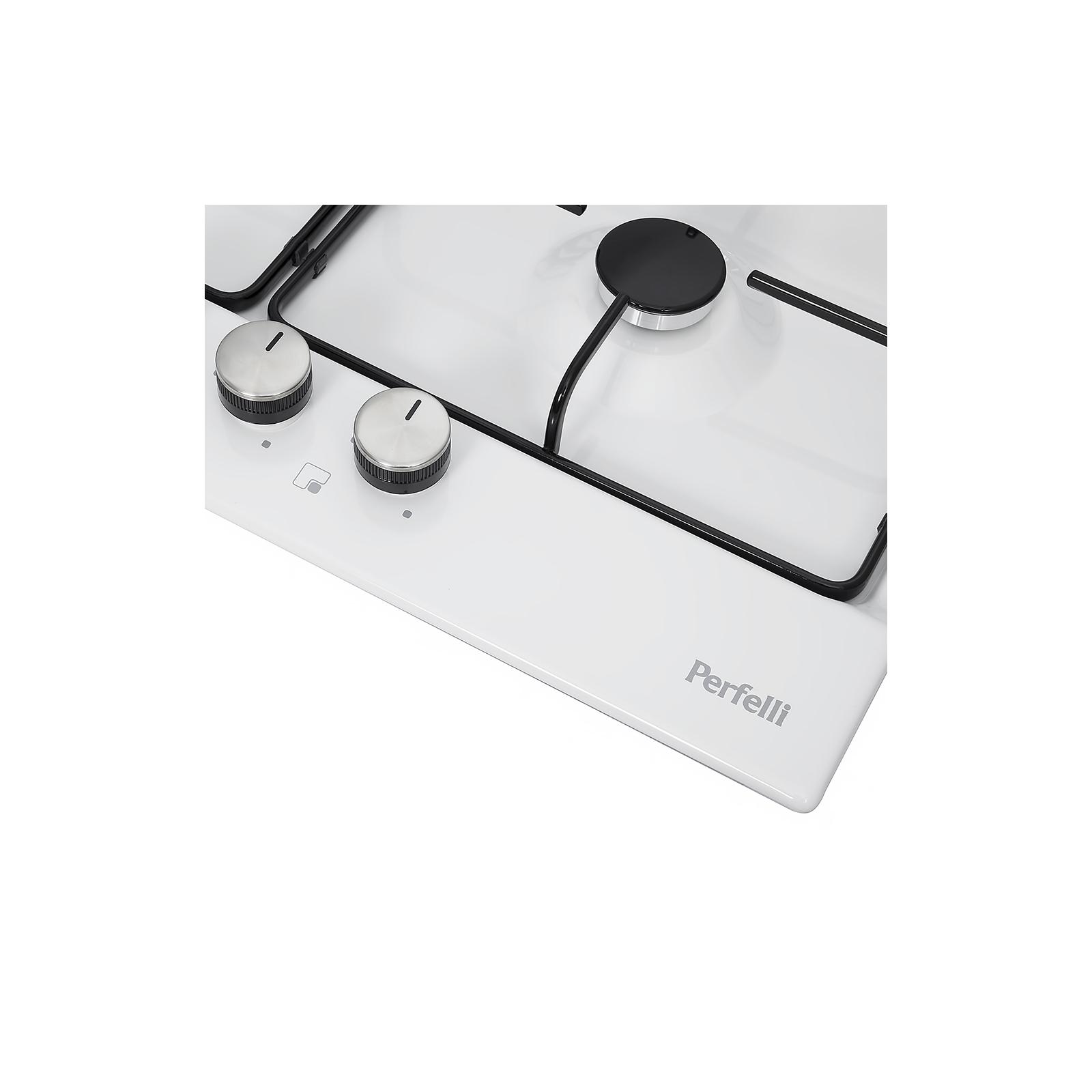 Варочная поверхность PERFELLI HGM 610 W изображение 6