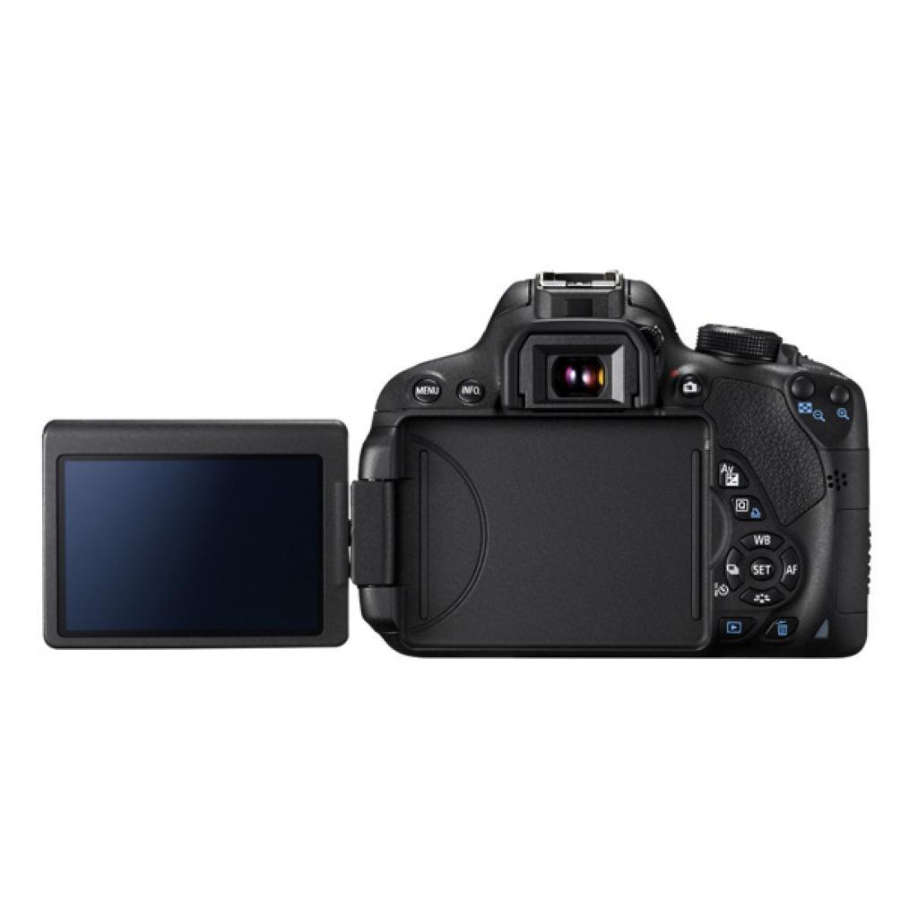 Цифровой фотоаппарат Canon EOS 700D + объектив 18-55 STM + объектив 55-250mm STM (8596B087) изображение 10