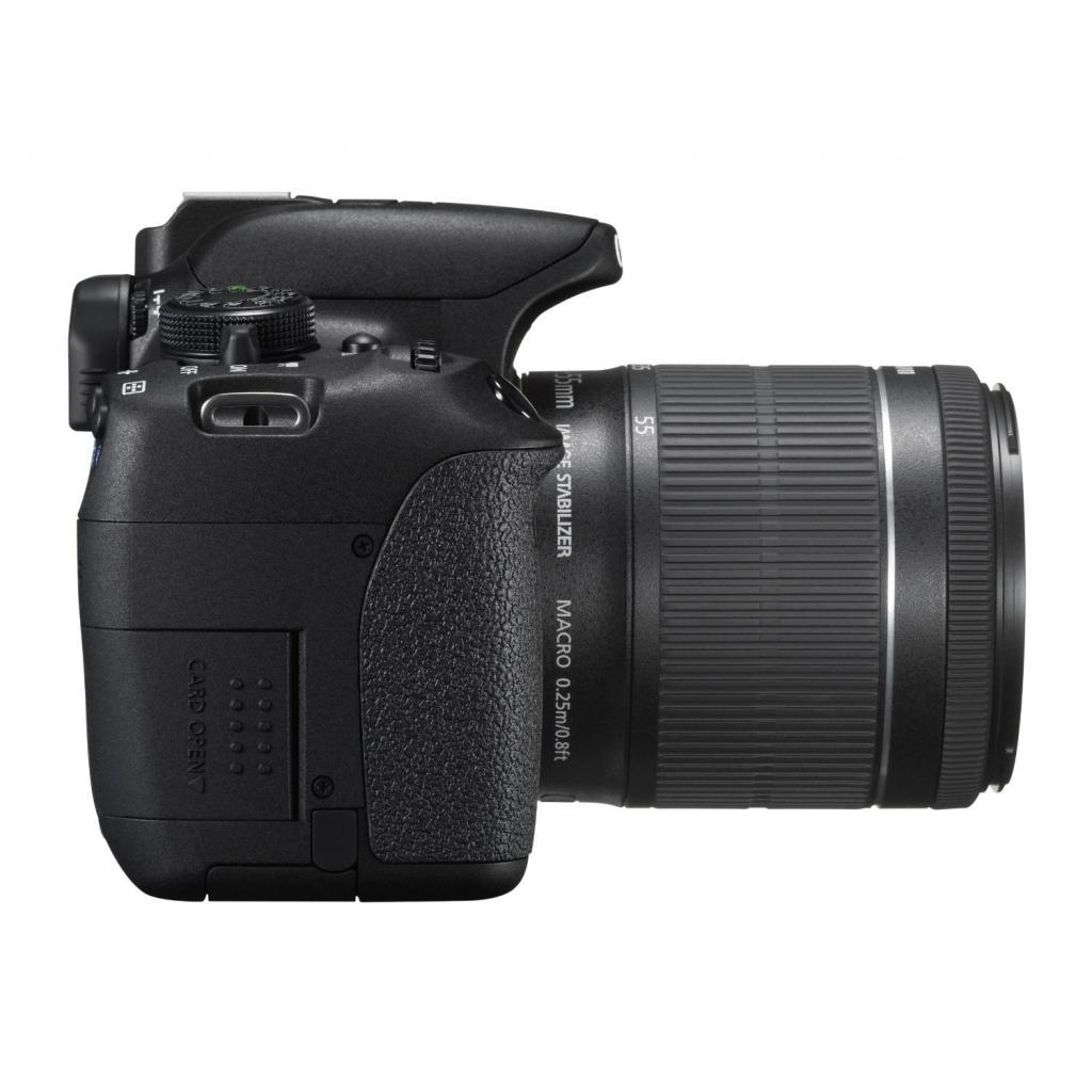 Цифровой фотоаппарат Canon EOS 700D + объектив 18-55 STM + объектив 55-250mm STM (8596B087) изображение 4