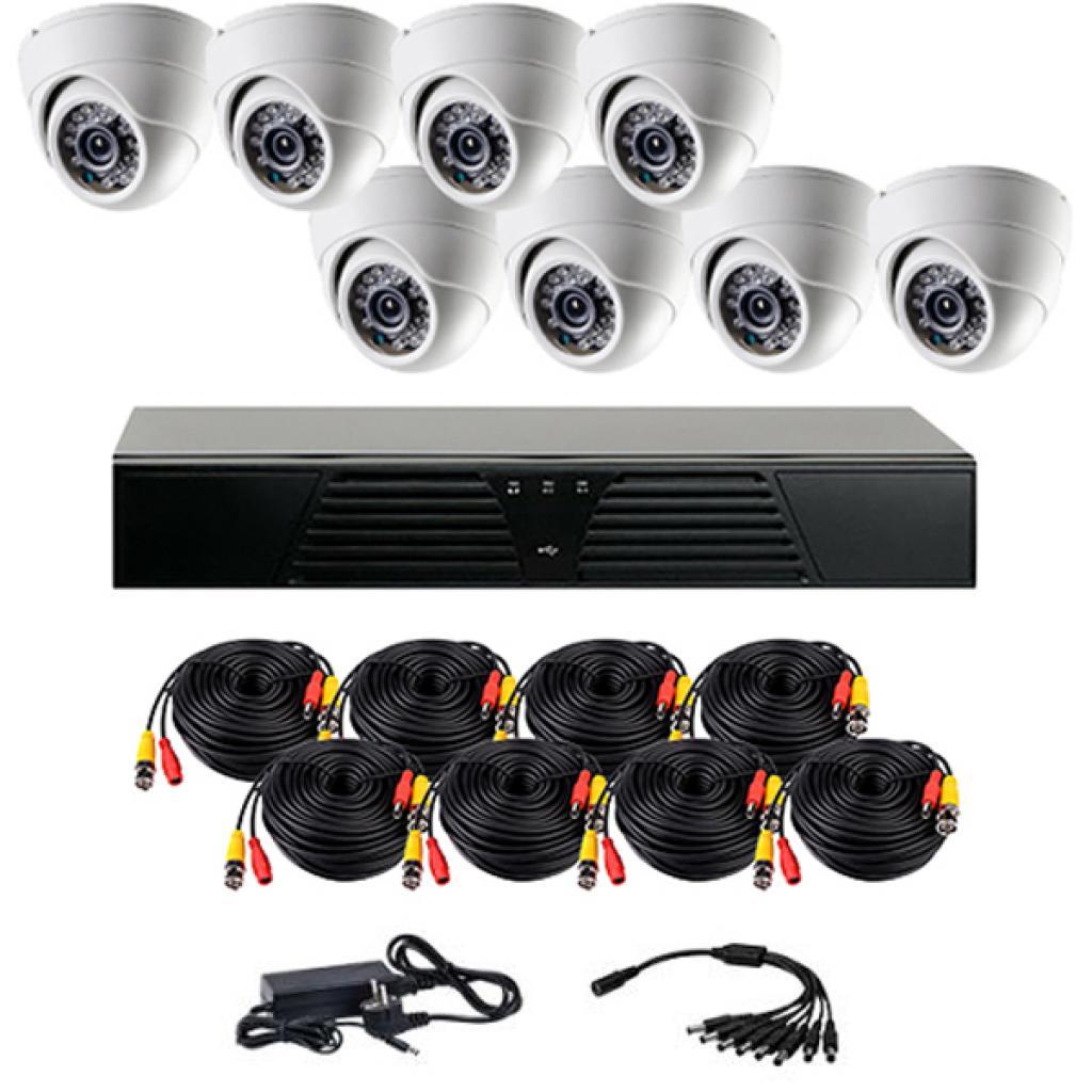 Комплект видеонаблюдения CoVi HVK-4003 AHD KIT