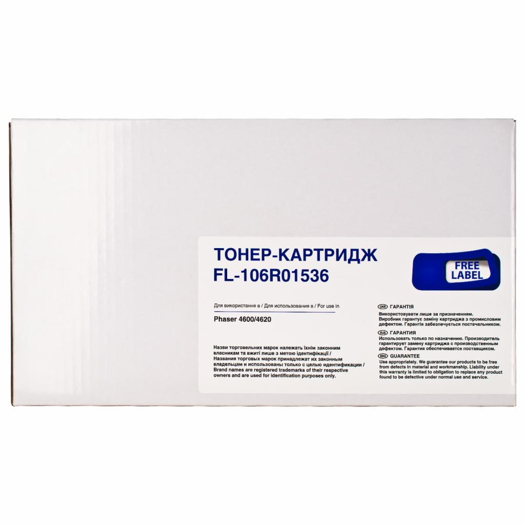 Картридж FREE Label XEROX 106R01536 (Phaser 4600/4620) (FL-106R01536) изображение 2