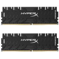Модуль памяти для компьютера DDR4 16GB (2x8GB) 3200 MHz HyperX Predator Black Kingston (HX432C16PB3K2/16)