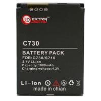 Аккумуляторная батарея EXTRADIGITAL HTC S730 (1000 mAh) (DV00DV6103)