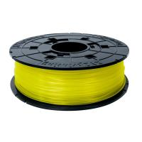 Пластик для 3D-принтера XYZprinting PLA 1.75мм/0.6кг Filament Cartridge, Clear Yellow (RFPLAXEU00E)