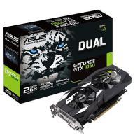 Видеокарта ASUS GeForce GTX1050 2048Mb DUAL (DUAL-GTX1050-2G-V2)