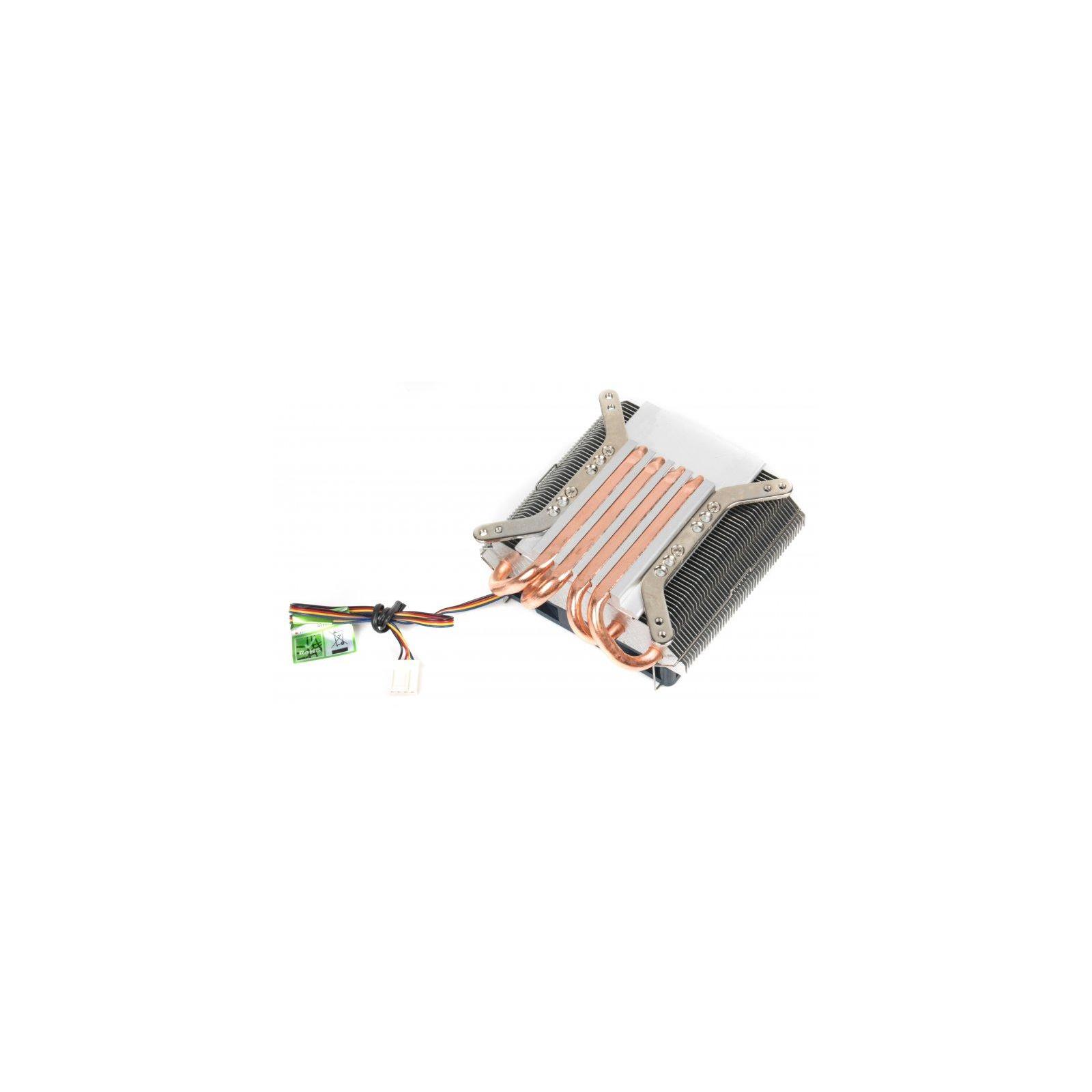 Кулер для процессора Titan TTC-NC25TZ/PW/V2(RB) изображение 2