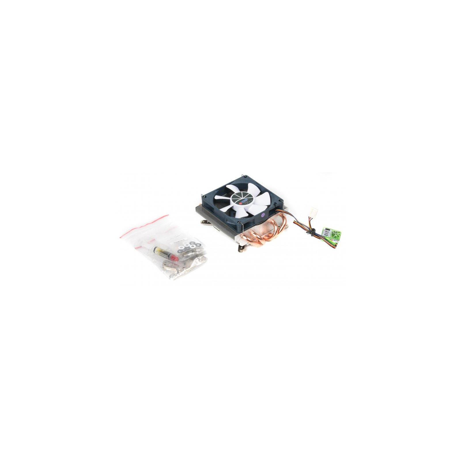 Кулер для процессора Titan TTC-NC25TZ/PW/V2(RB) изображение 3