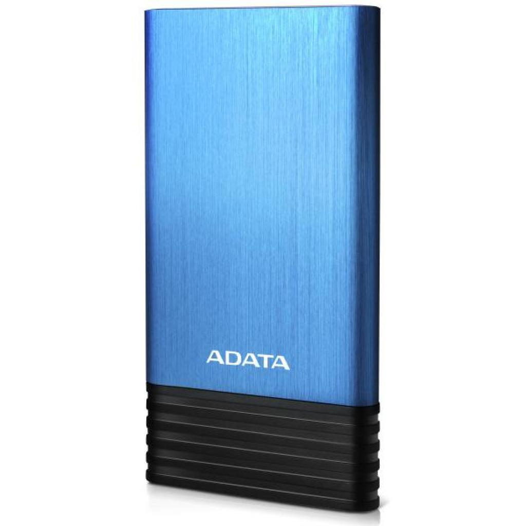 Батарея универсальная ADATA X7000 7000mAh Blue (AX7000-5V-CBL)