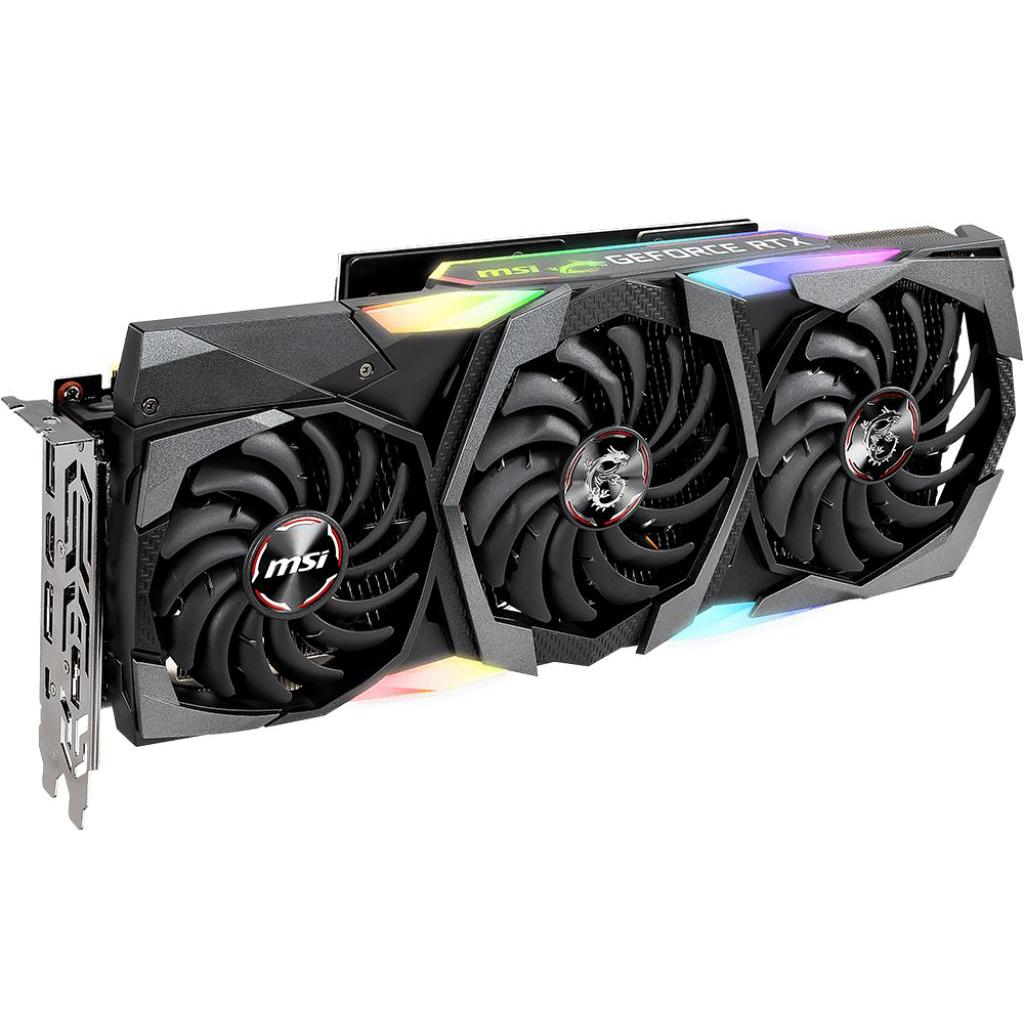 Видеокарта MSI GeForce RTX2080 Ti 11Gb GAMING X TRIO (RTX 2080 Ti GAMING X TRIO) изображение 3
