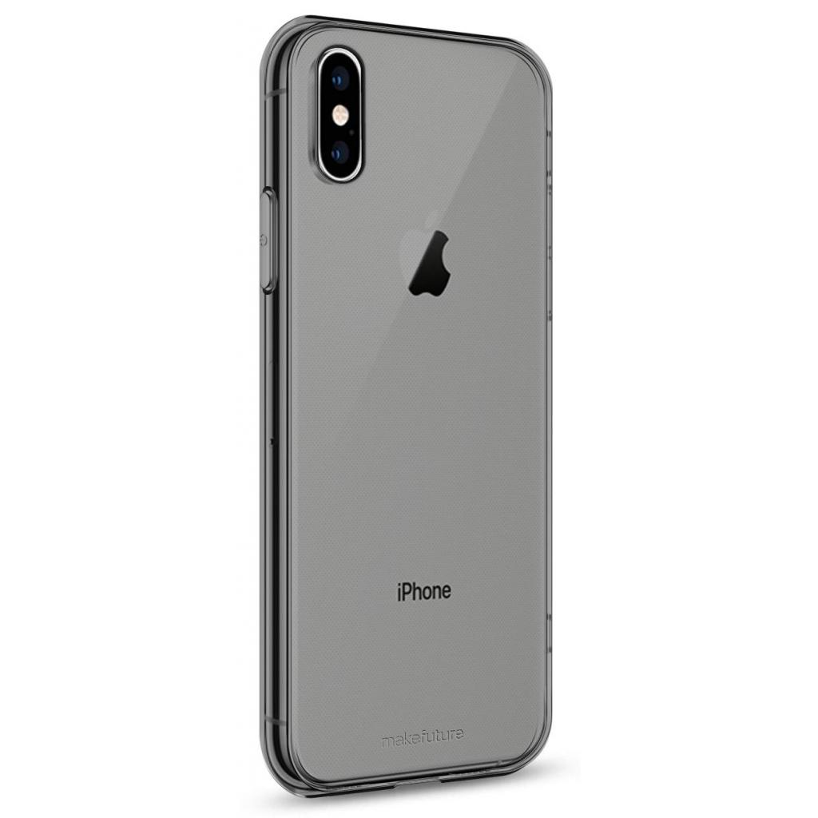 Чехол для моб. телефона MakeFuture Air Case (TPU) Apple iPhone XS Black (MCA-AIXSBL) изображение 2