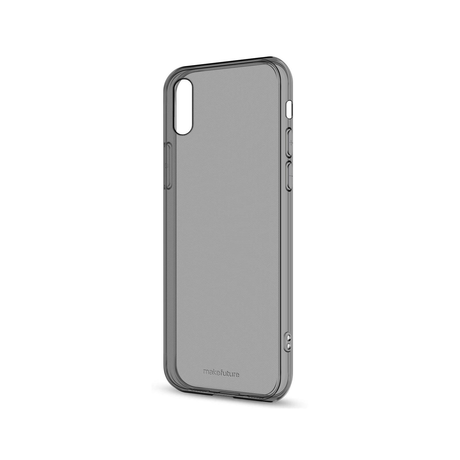Чехол для моб. телефона MakeFuture Air Case (TPU) Apple iPhone XS Black (MCA-AIXSBL)