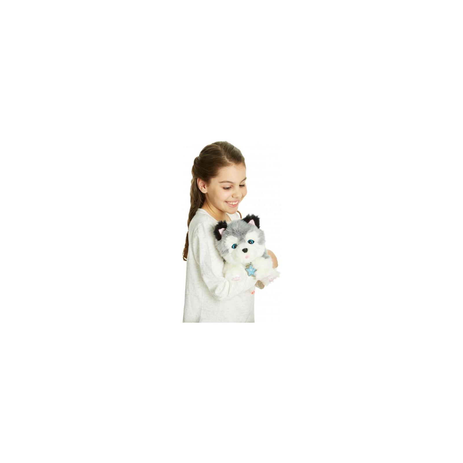 Интерактивная игрушка Moose Little Live Pets Ласковый щенок хаски Фрости (28278) изображение 4