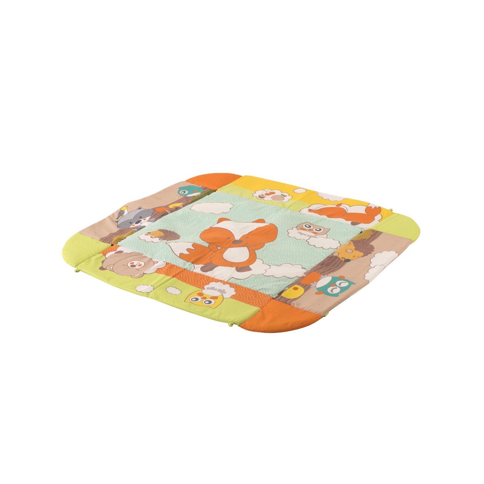 Детский коврик Baby Team с дугами и бортиками (8566) изображение 4
