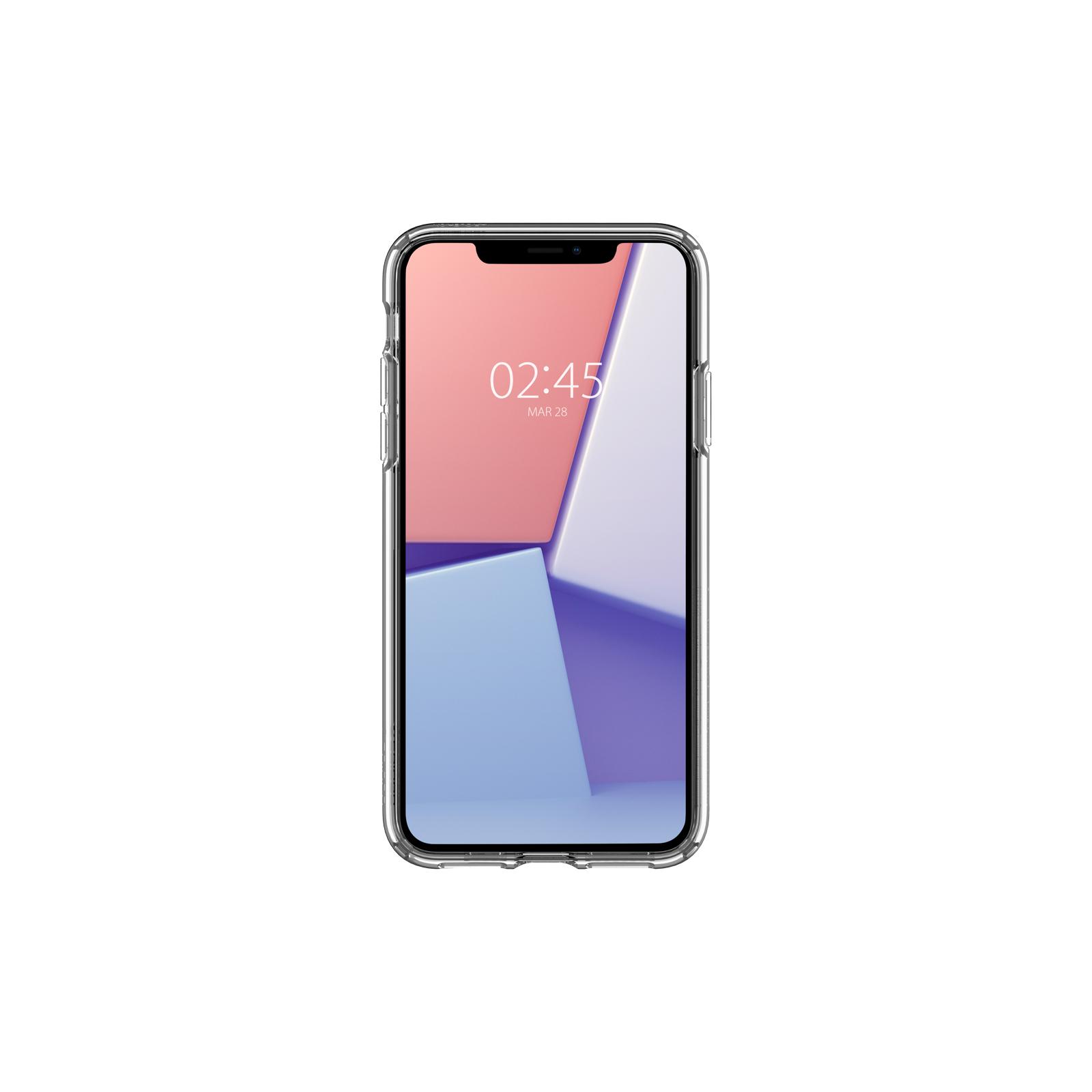 Чехол для моб. телефона Spigen iPhone 11 Crystal Hybrid, Crystal Clear (076CS27086) изображение 3