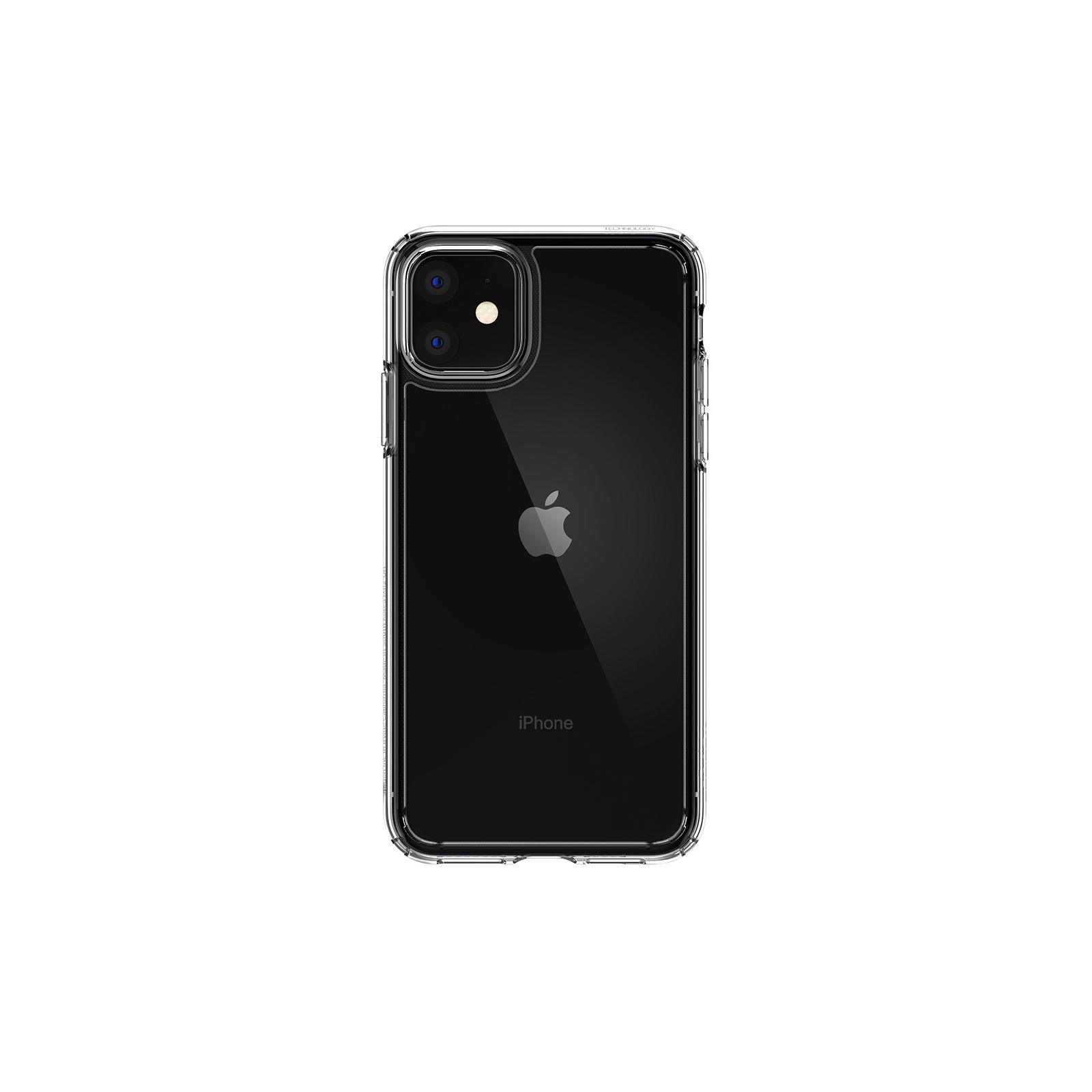 Чехол для моб. телефона Spigen iPhone 11 Crystal Hybrid, Crystal Clear (076CS27086)
