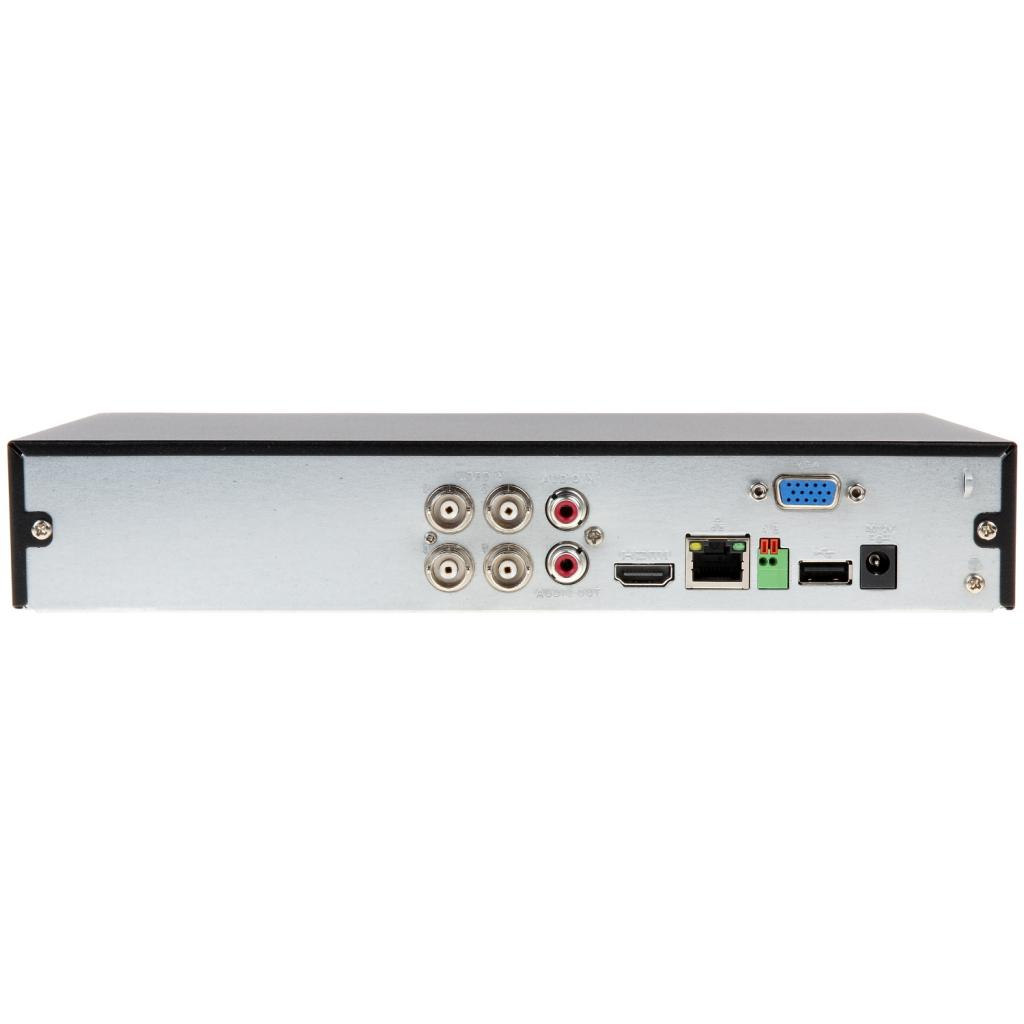 Регистратор для видеонаблюдения Dahua DHI-XVR5104HS-X1 изображение 3