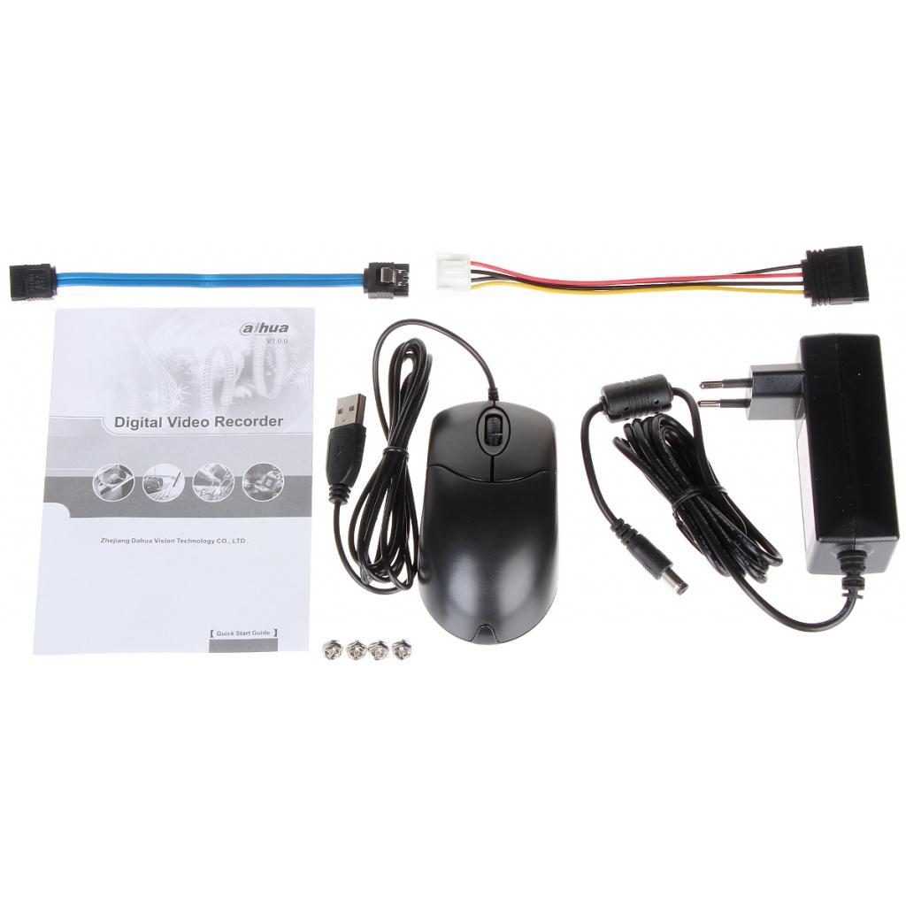 Регистратор для видеонаблюдения Dahua DHI-XVR5104HS-X1 изображение 4