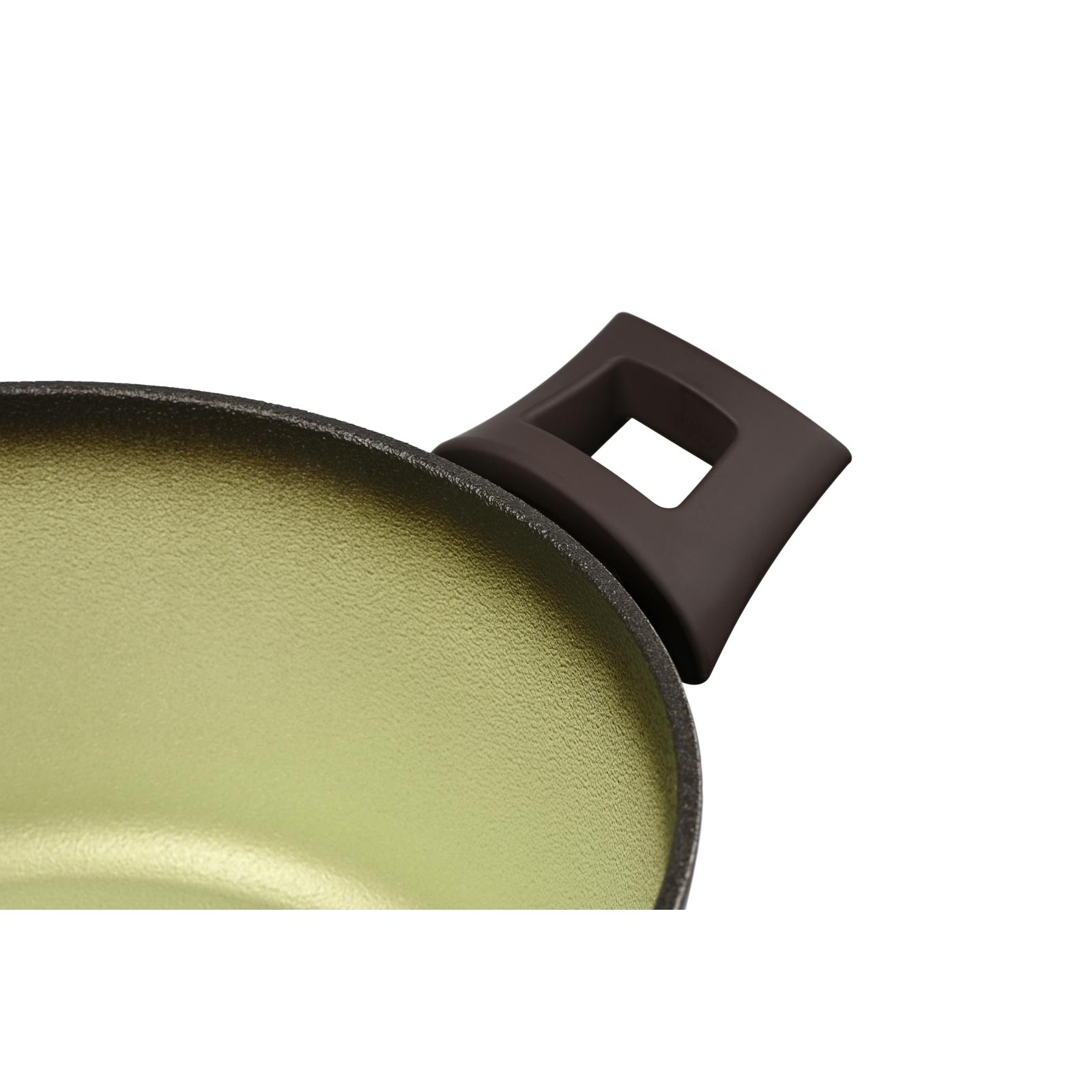 Кастрюля Ardesto Avocado с крышккой 3,5 л (AR2535CA) изображение 4