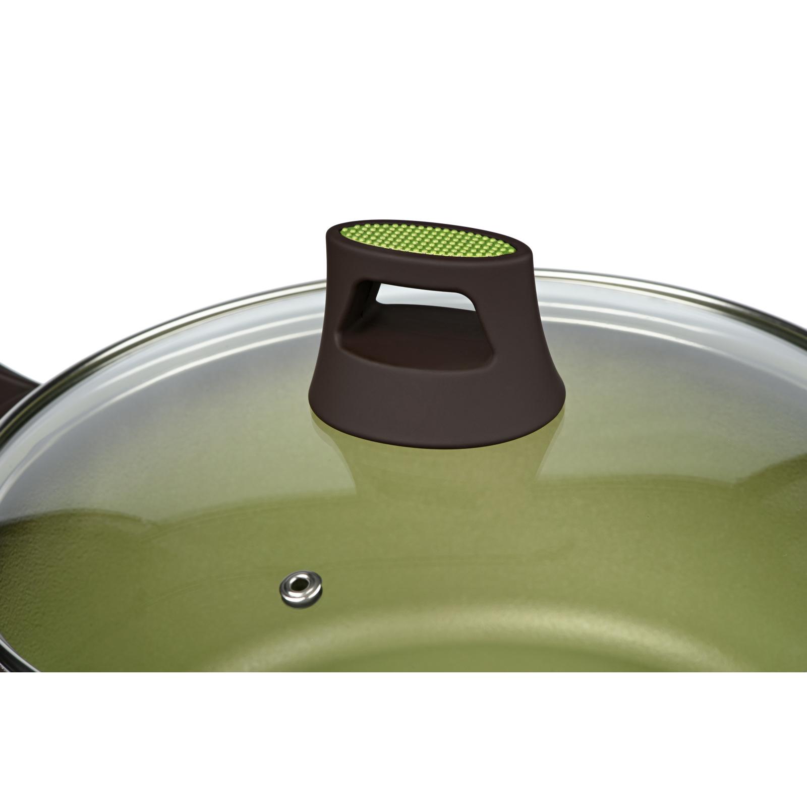 Кастрюля Ardesto Avocado с крышккой 3,5 л (AR2535CA) изображение 5