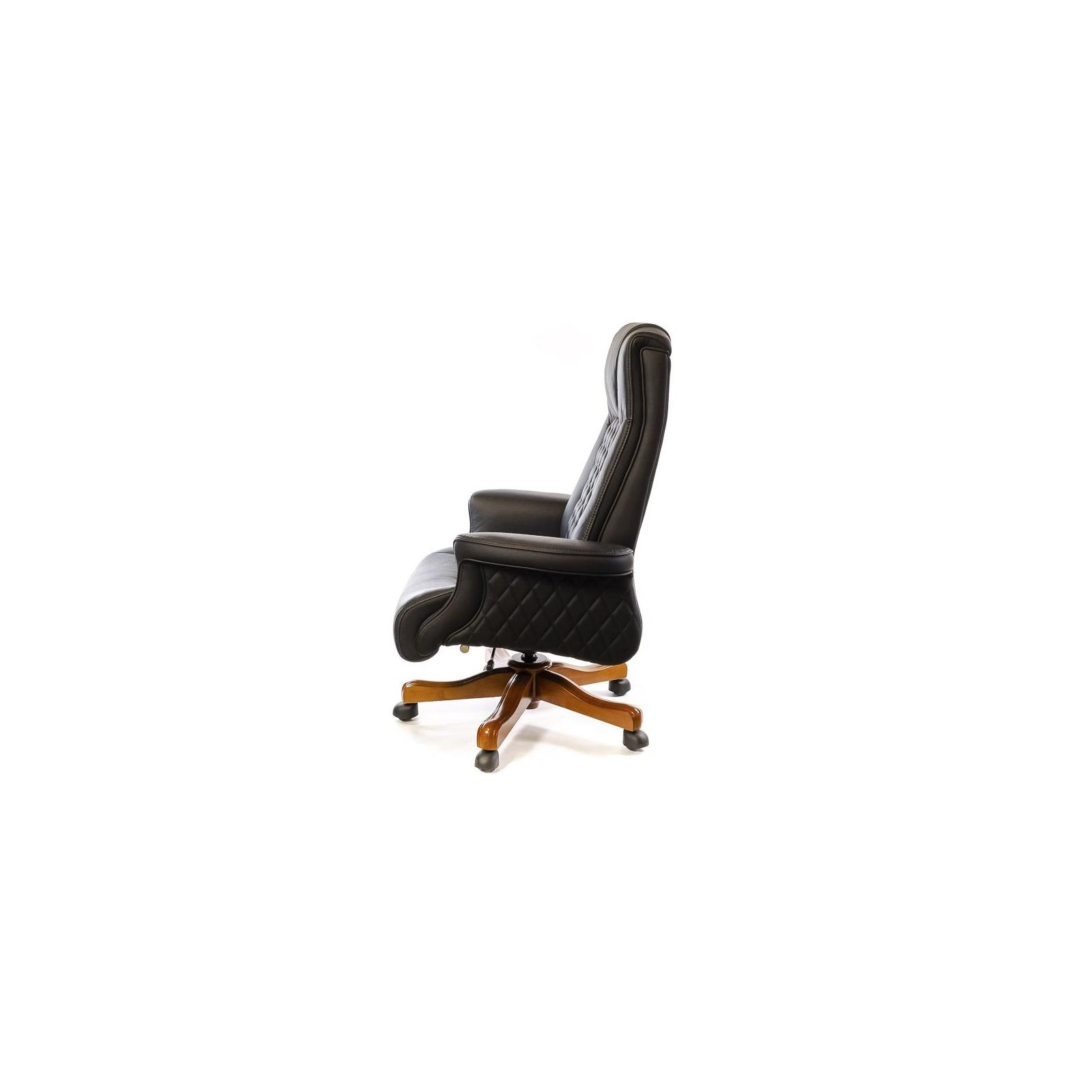 Офисное кресло Аклас Франсуа EX D-Tilt Черное (12032) изображение 3