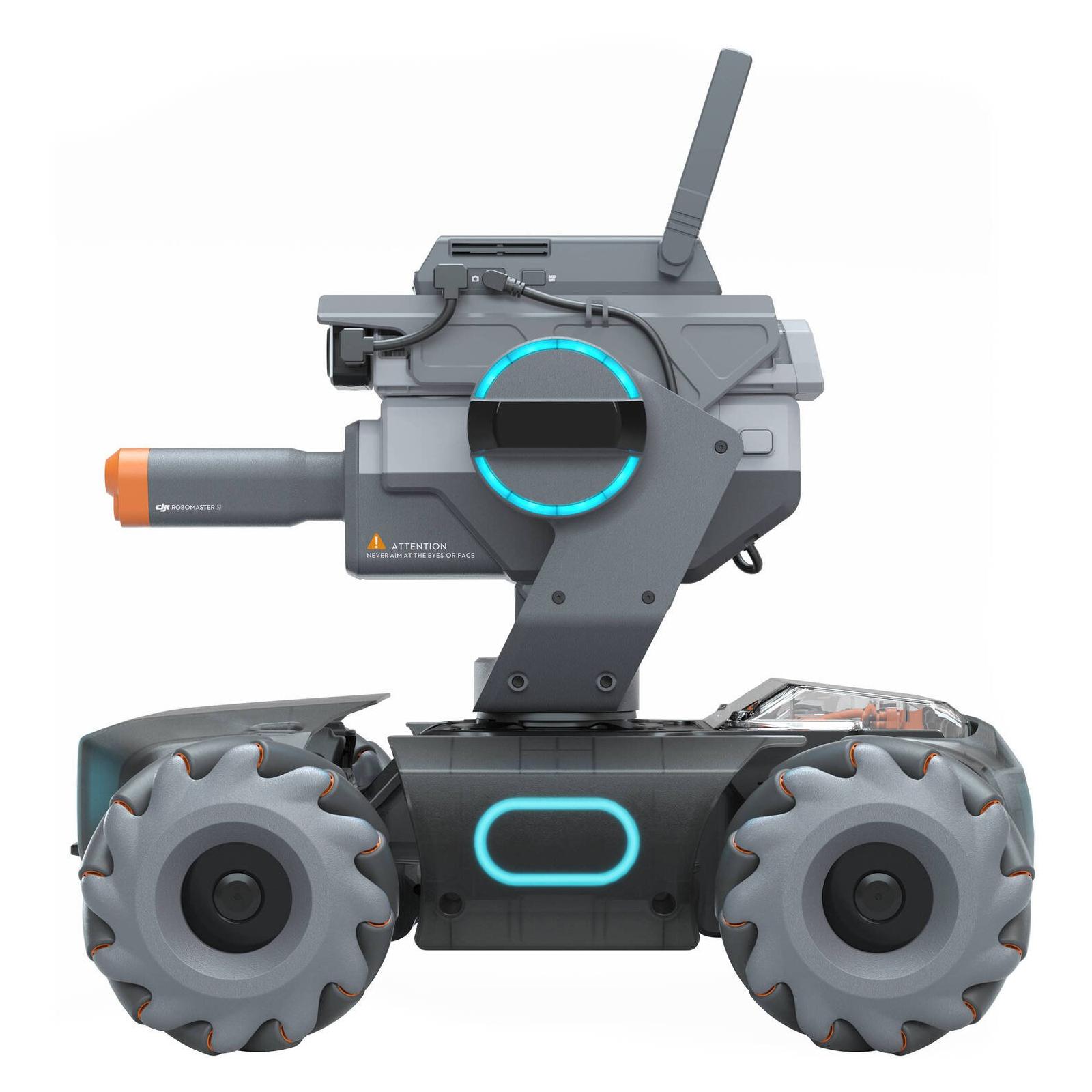 Робот DJI RoboMaster S1 (CP.RM.00000114.01) изображение 2