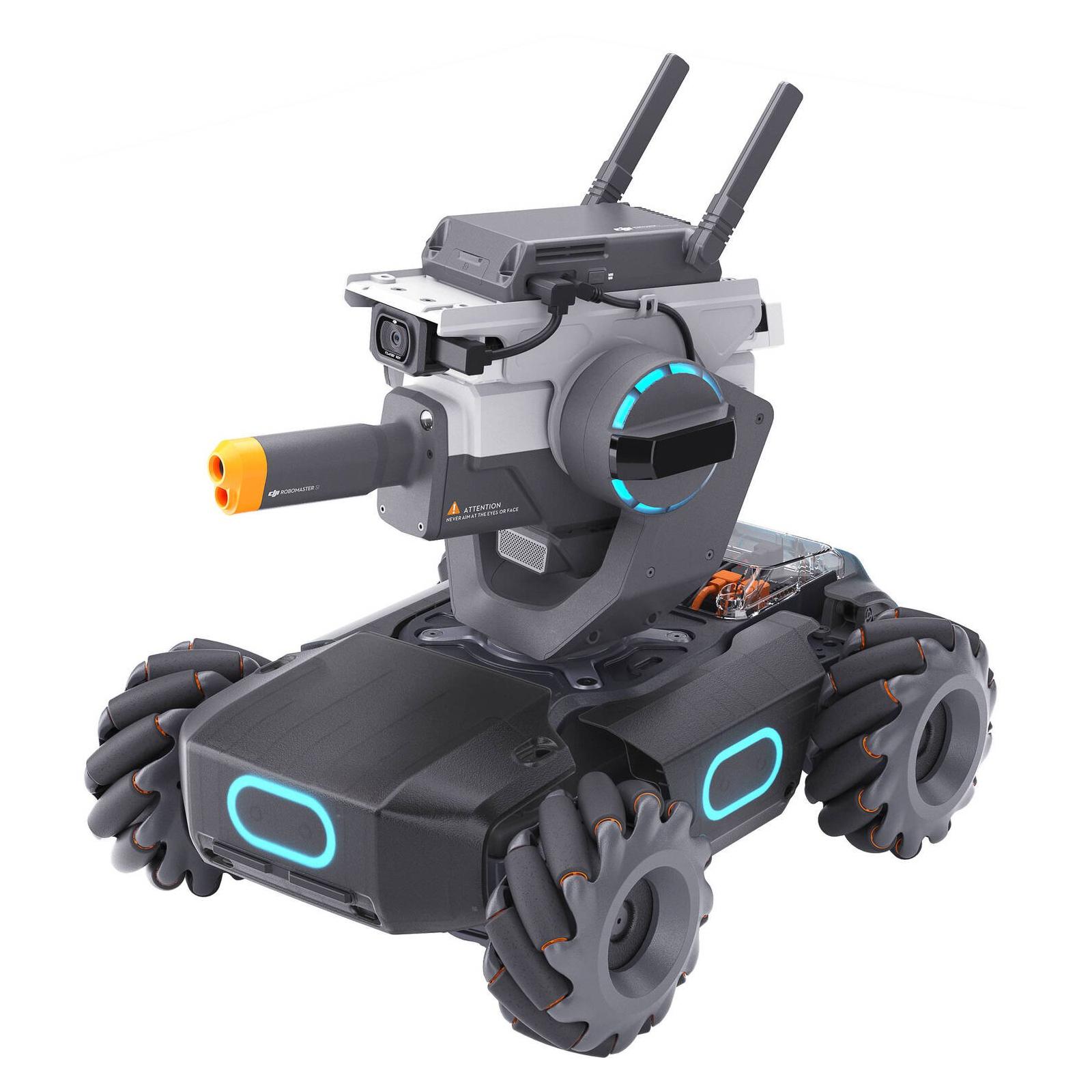 Робот DJI RoboMaster S1 (CP.RM.00000114.01) изображение 7