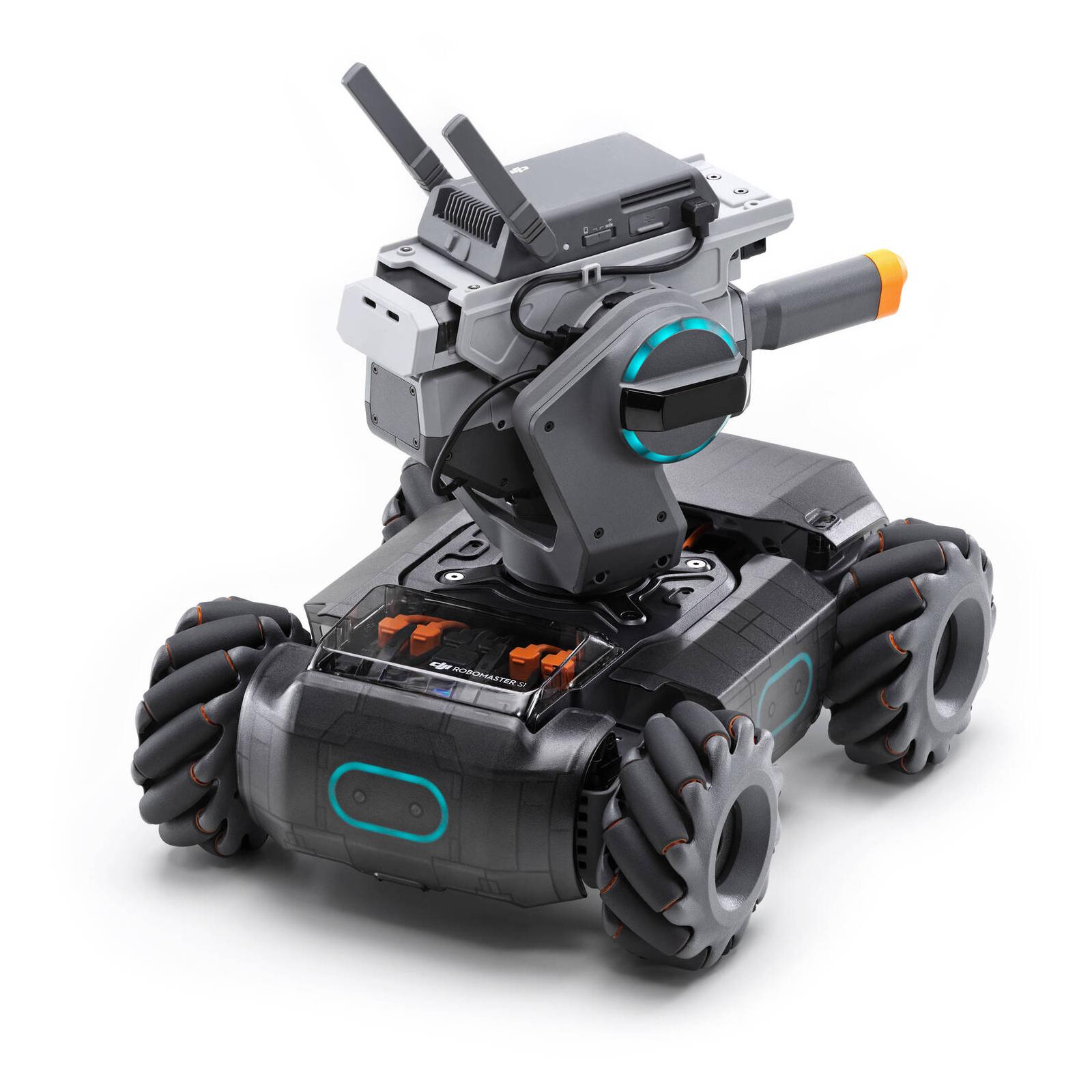 Робот DJI RoboMaster S1 (CP.RM.00000114.01) изображение 9