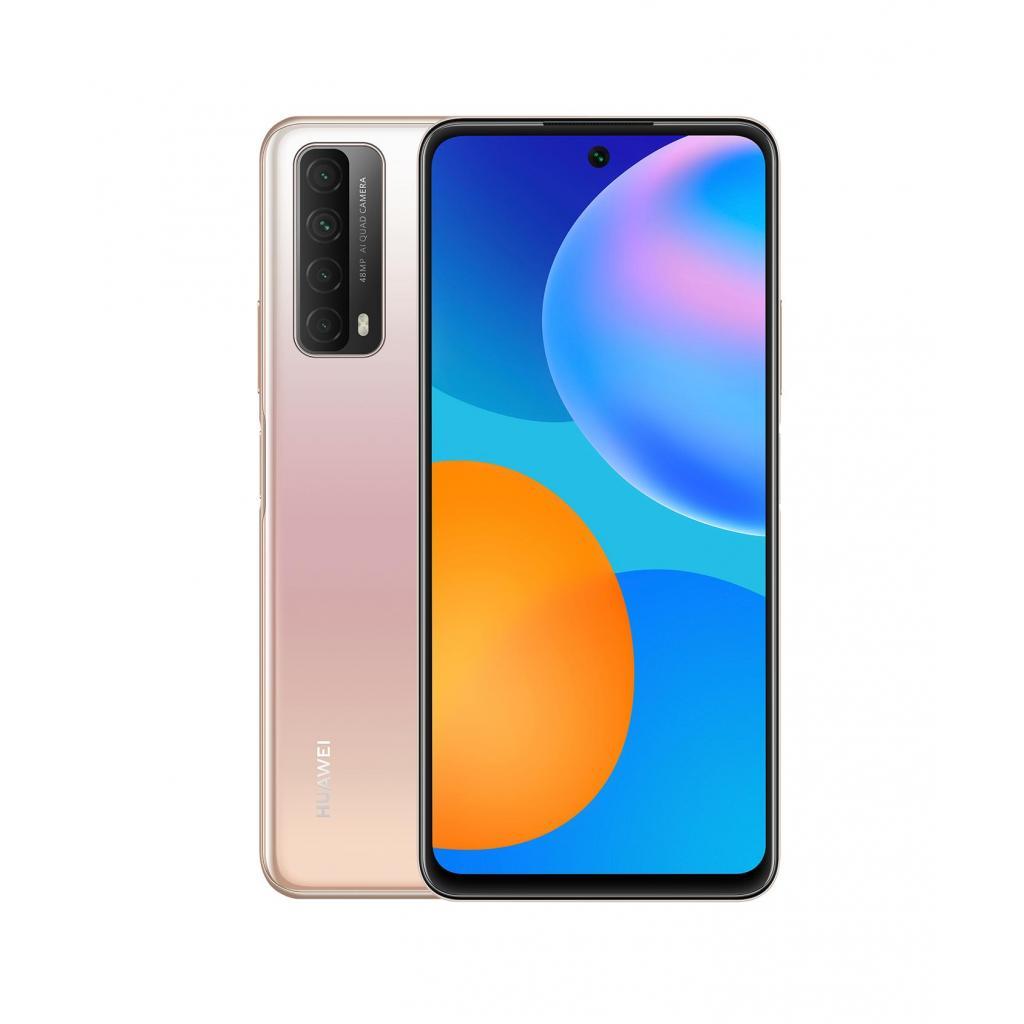 Мобільний телефон Huawei P Smart 2021 4/128Gb Blush Gold (51096ACA)