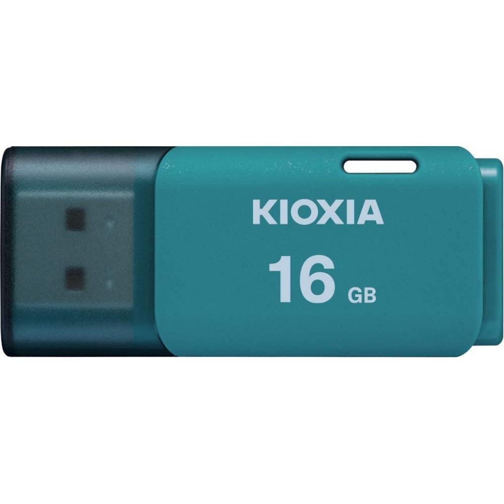 USB флеш накопитель Kioxia 32GB U202 Blue USB 2.0 (LU202L032GG4)
