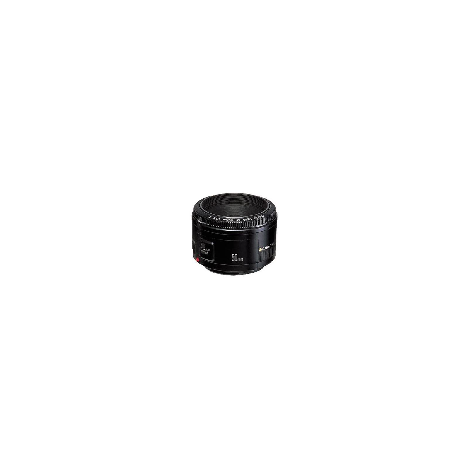 Объектив EF 50mm f/1.8 II Canon (2514A011)