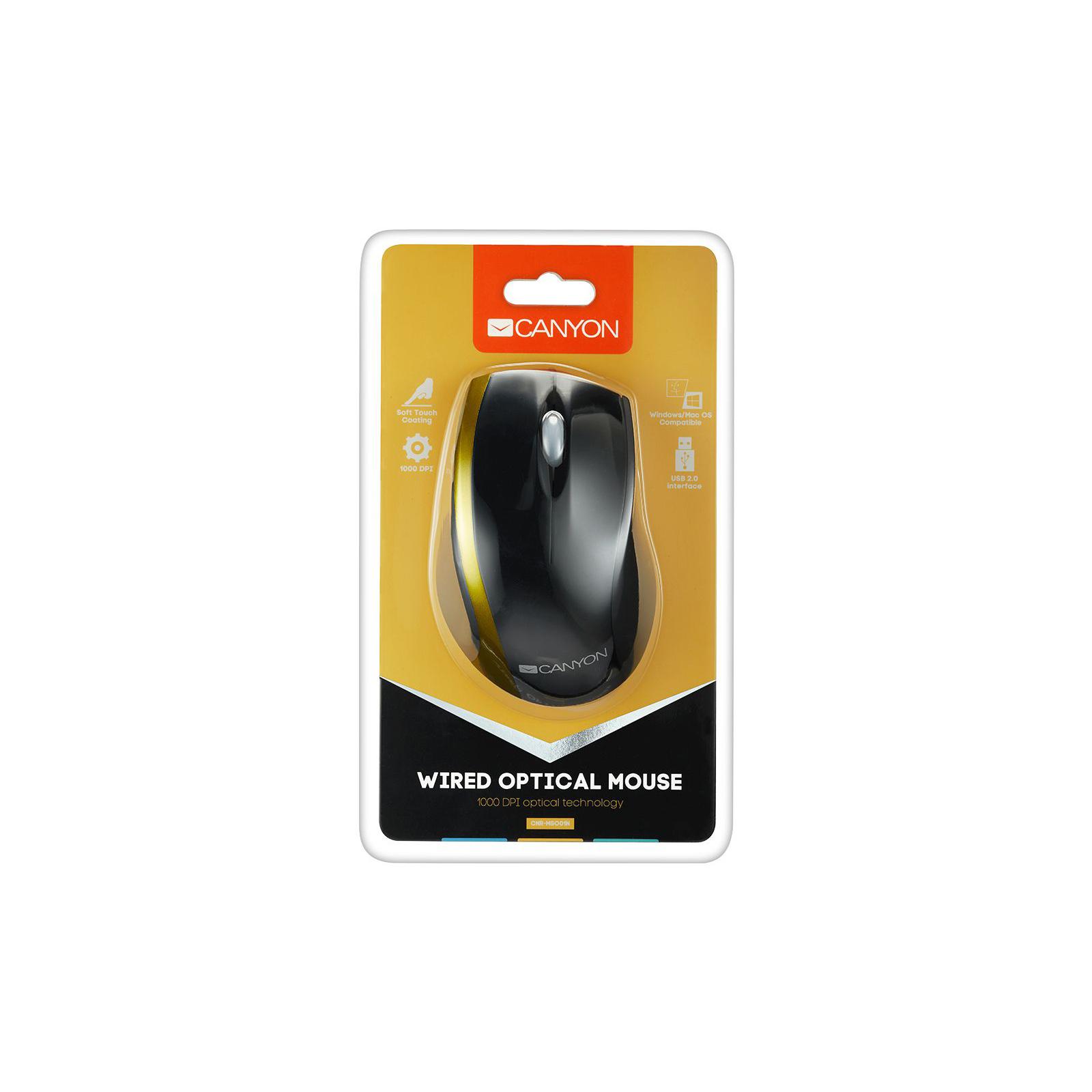 Мышка Canyon CNR-MSO01NG изображение 3