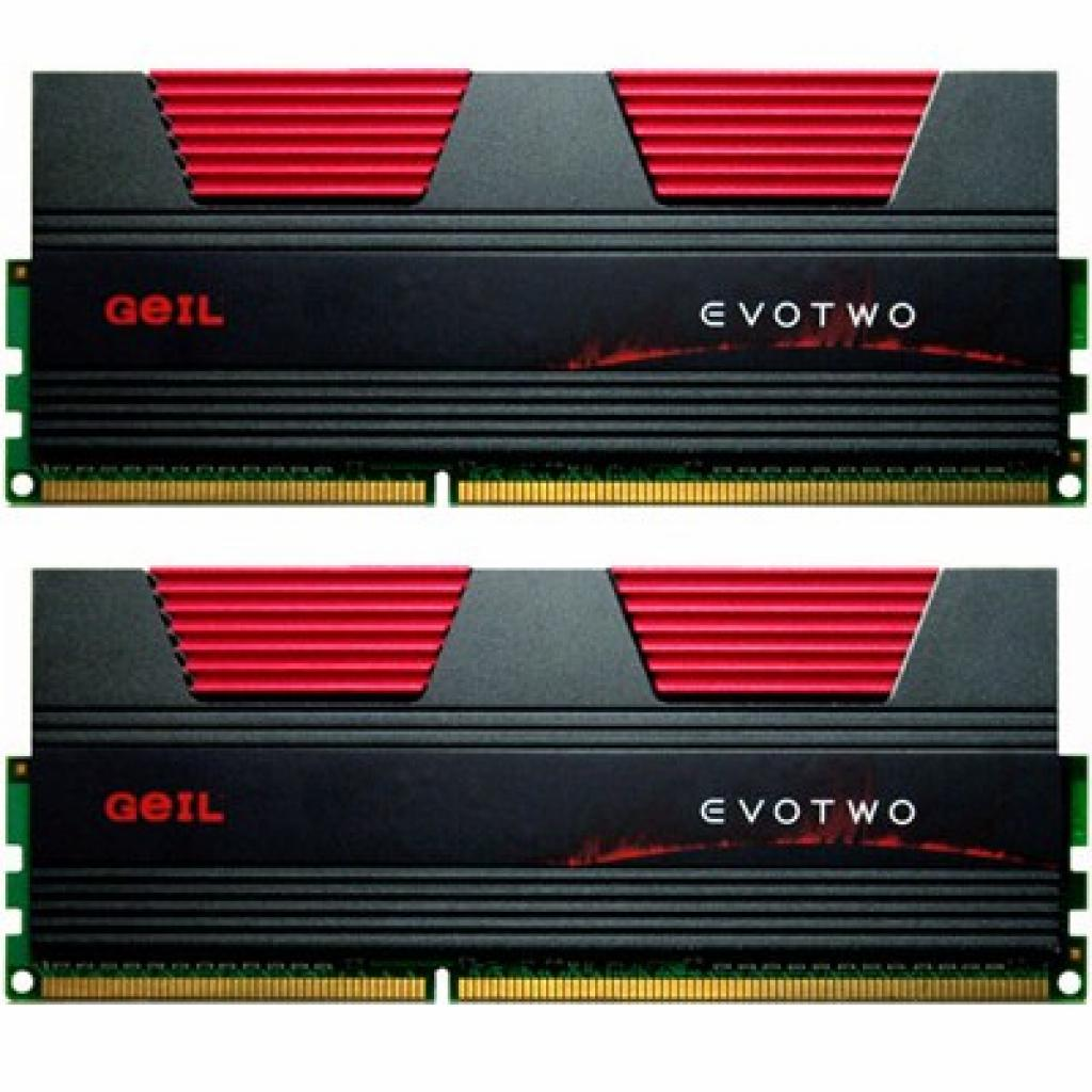 Модуль памяти для компьютера DDR3 8GB (2x4GB) 1866 MHz GEIL (GET38GB1866C10DC)