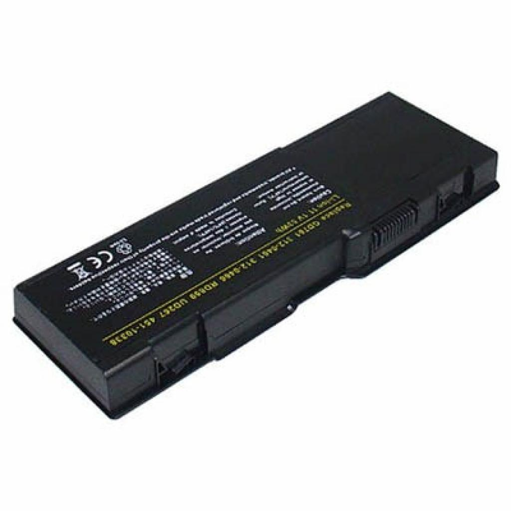Аккумулятор для ноутбука Dell GD761 Inspiron 6400 BatteryExpert (GD761 L 85)
