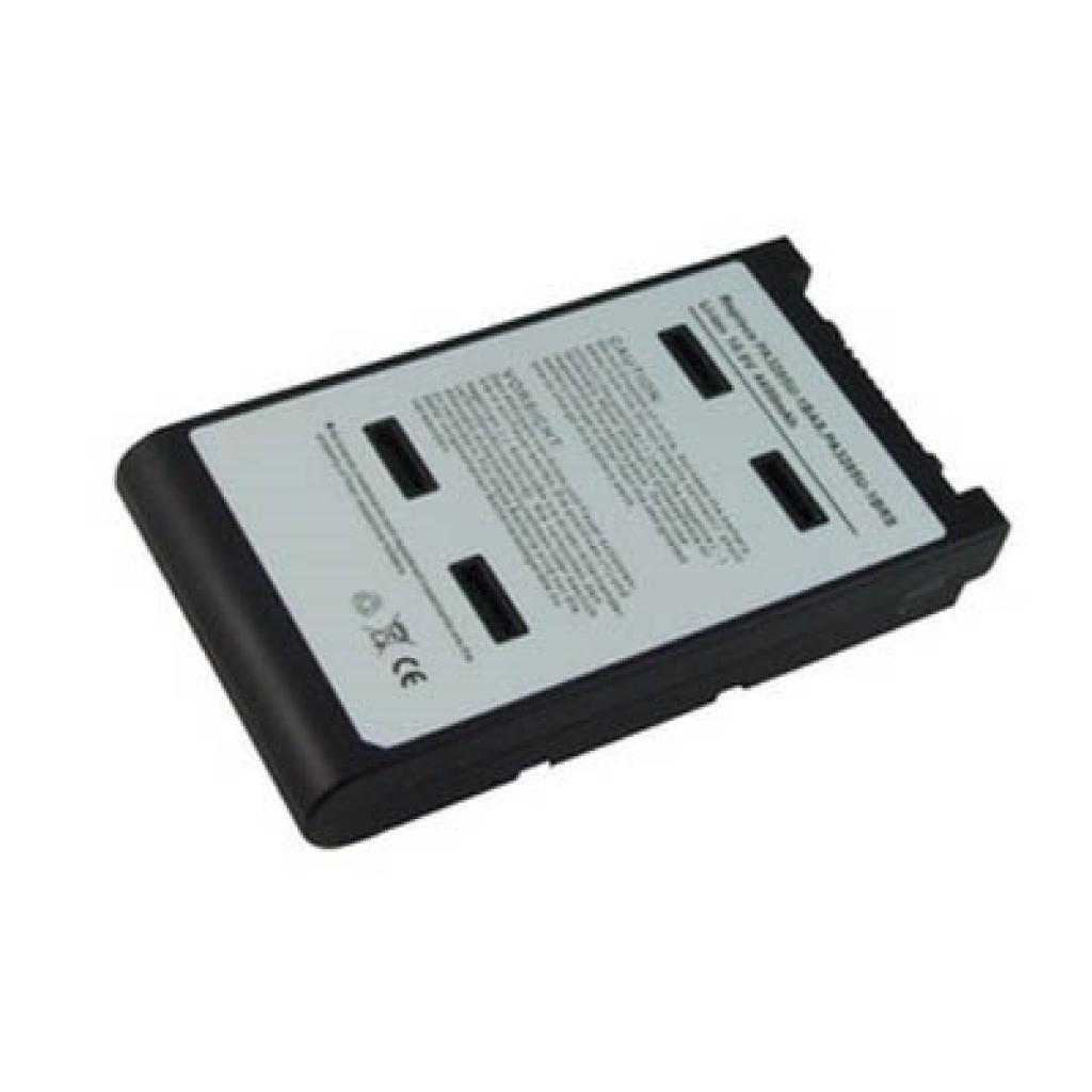 Аккумулятор для ноутбука Toshiba PA3285U-3BRS Qosmio F10 BatteryExpert (PA3285U L 52)