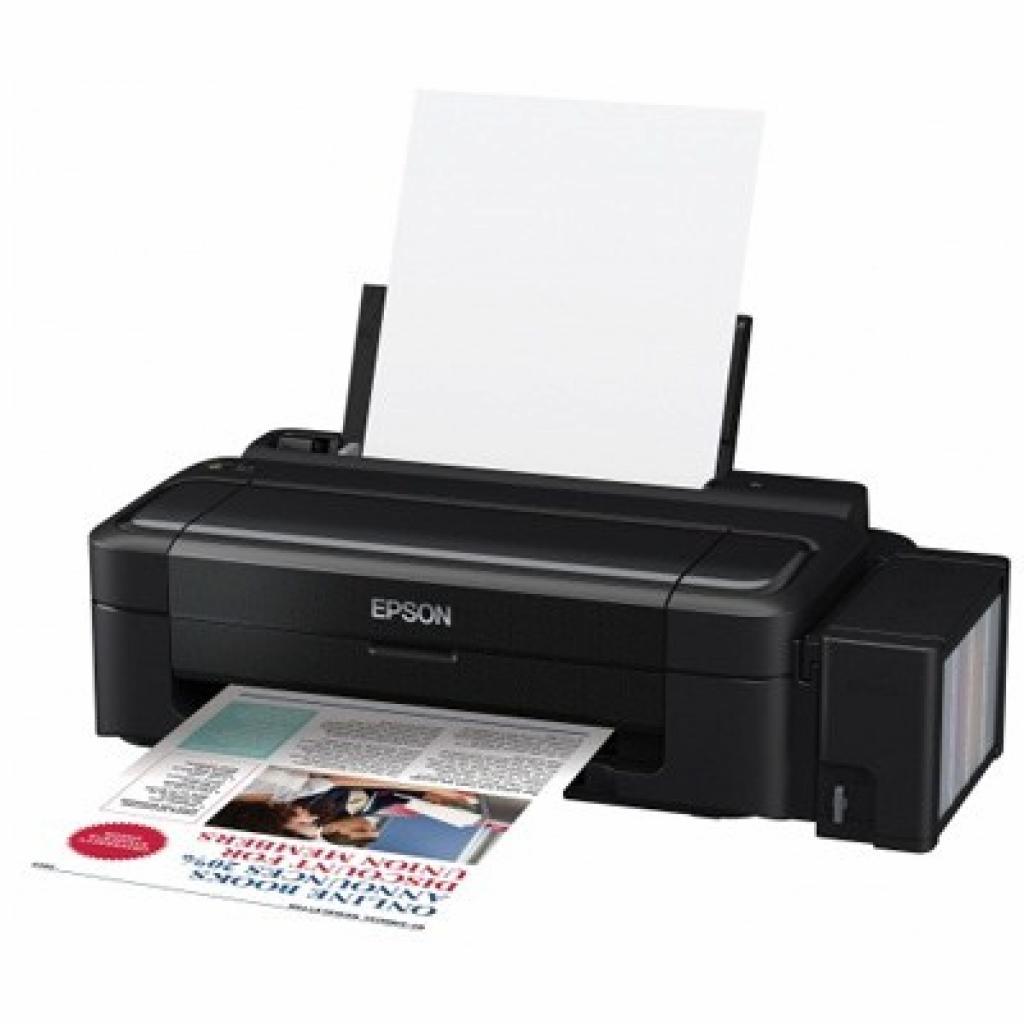 Струйный принтер EPSON L110 (C11CC60302)