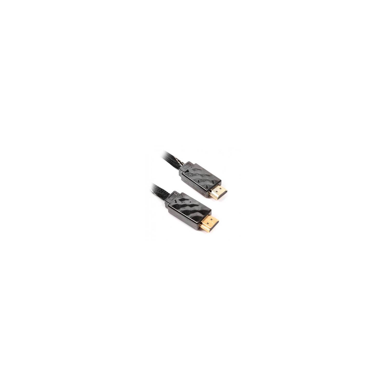 Кабель мультимедийный HDMI to HDMI 5.0m Viewcon (VD 515-5м.)