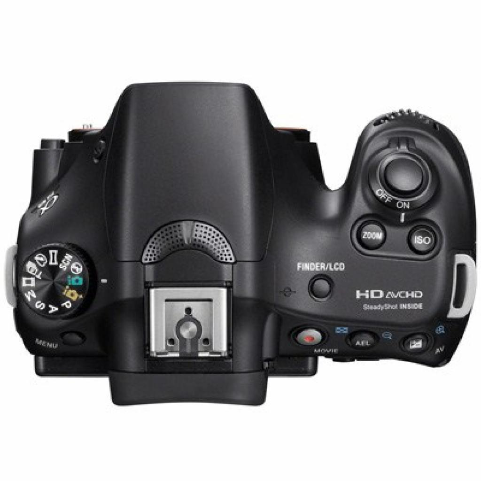 Цифровой фотоаппарат SONY Alpha A58 + 18-55 kit (SLTA58K.CEC) изображение 3