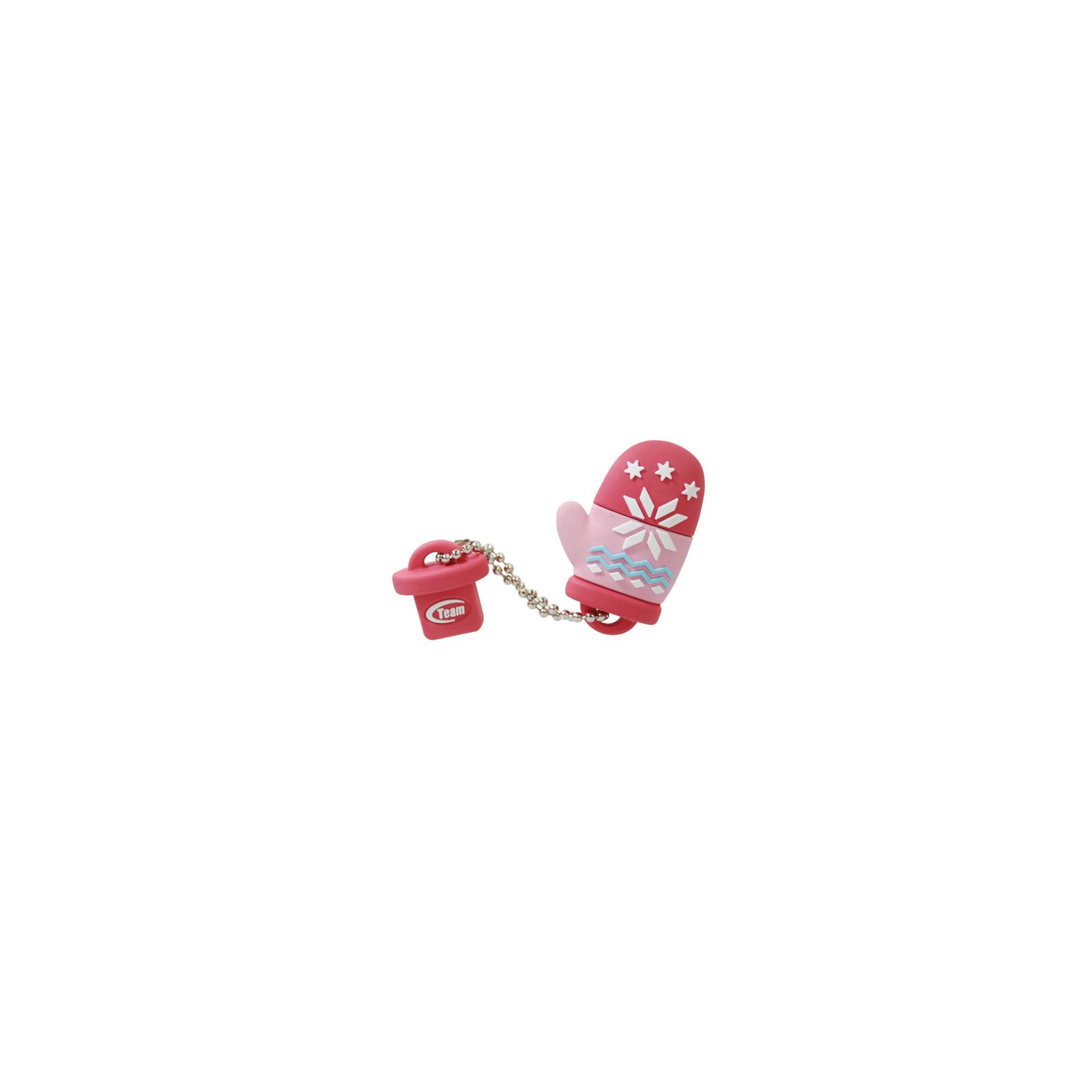 USB флеш накопитель Team 16Gb T134 pink (TT13416GK01)