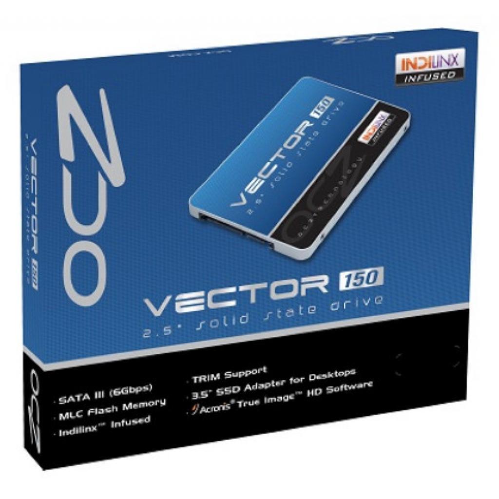 """Накопитель SSD 2.5"""" 120GB OCZ (VTR150-25SAT3-120G) изображение 2"""