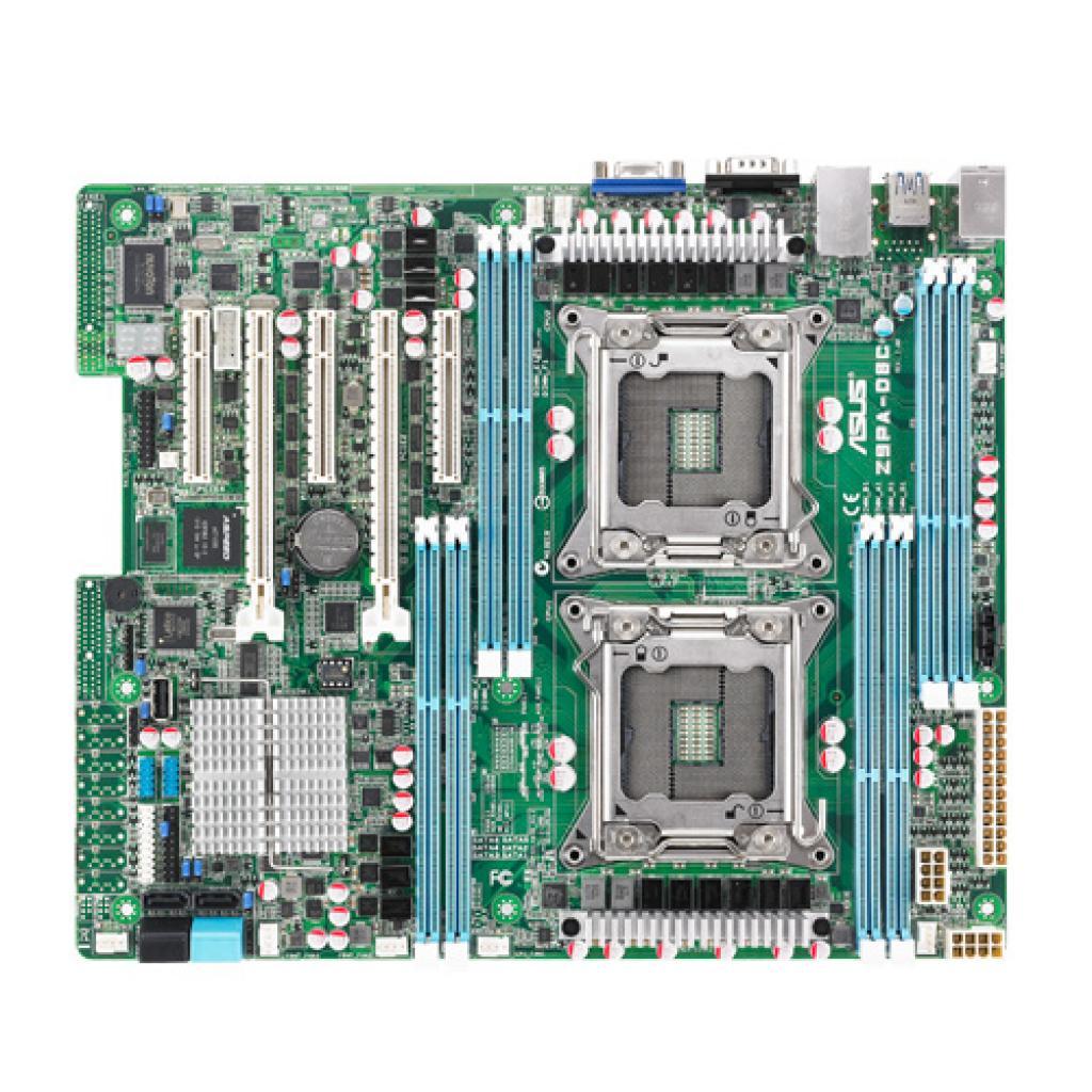 Серверная МП ASUS Z9PA-D8C