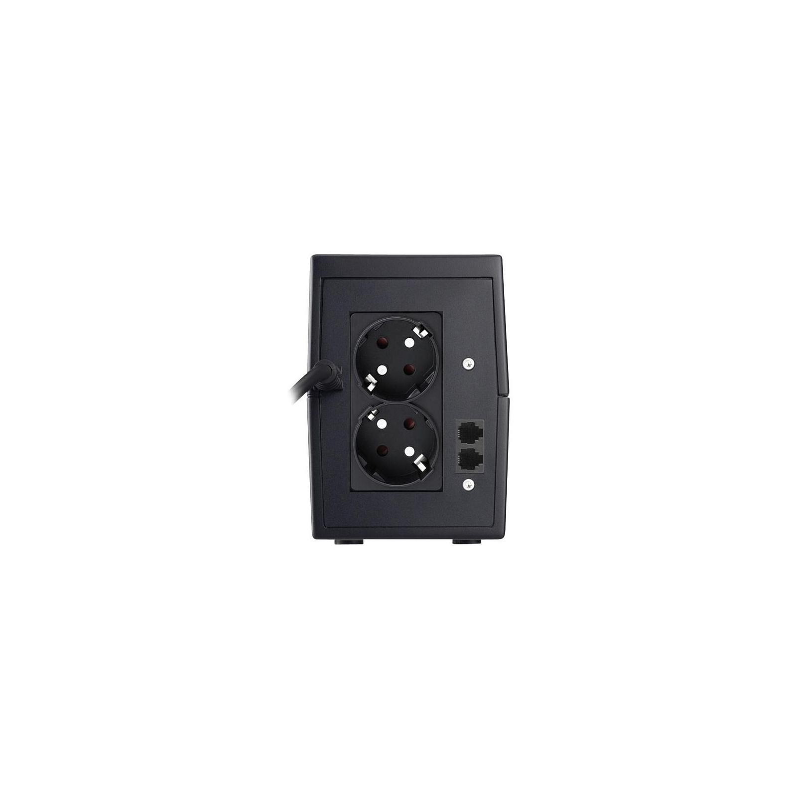 Источник бесперебойного питания PowerWalker VI 650 SE USB (10120048) изображение 2