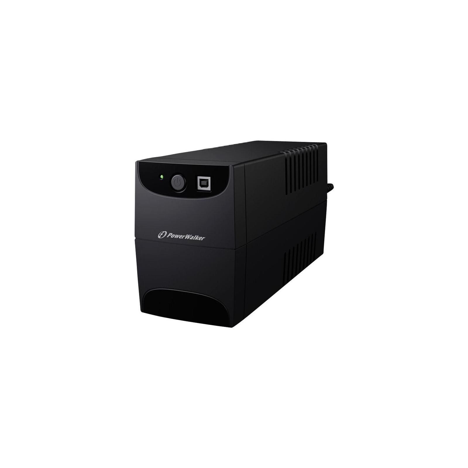 Источник бесперебойного питания PowerWalker VI 650 SE USB (10120048)