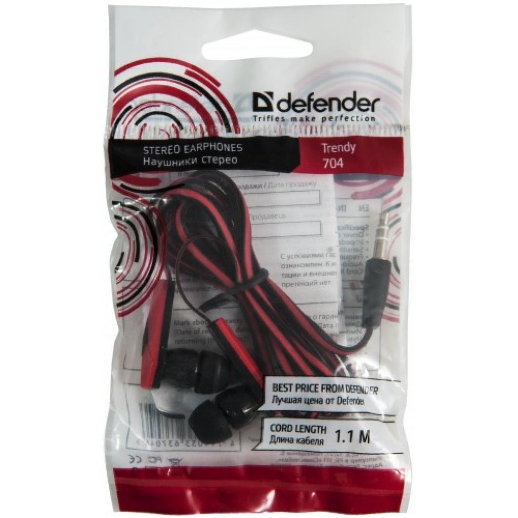 Наушники Defender Trendy-704 (63704) изображение 3