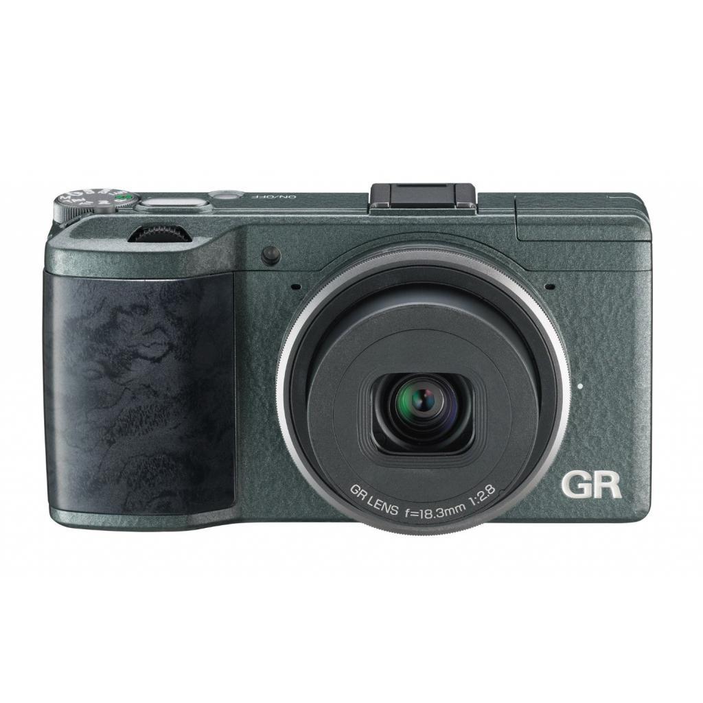 Цифровой фотоаппарат Ricoh GR Limited Edition (175824) изображение 2