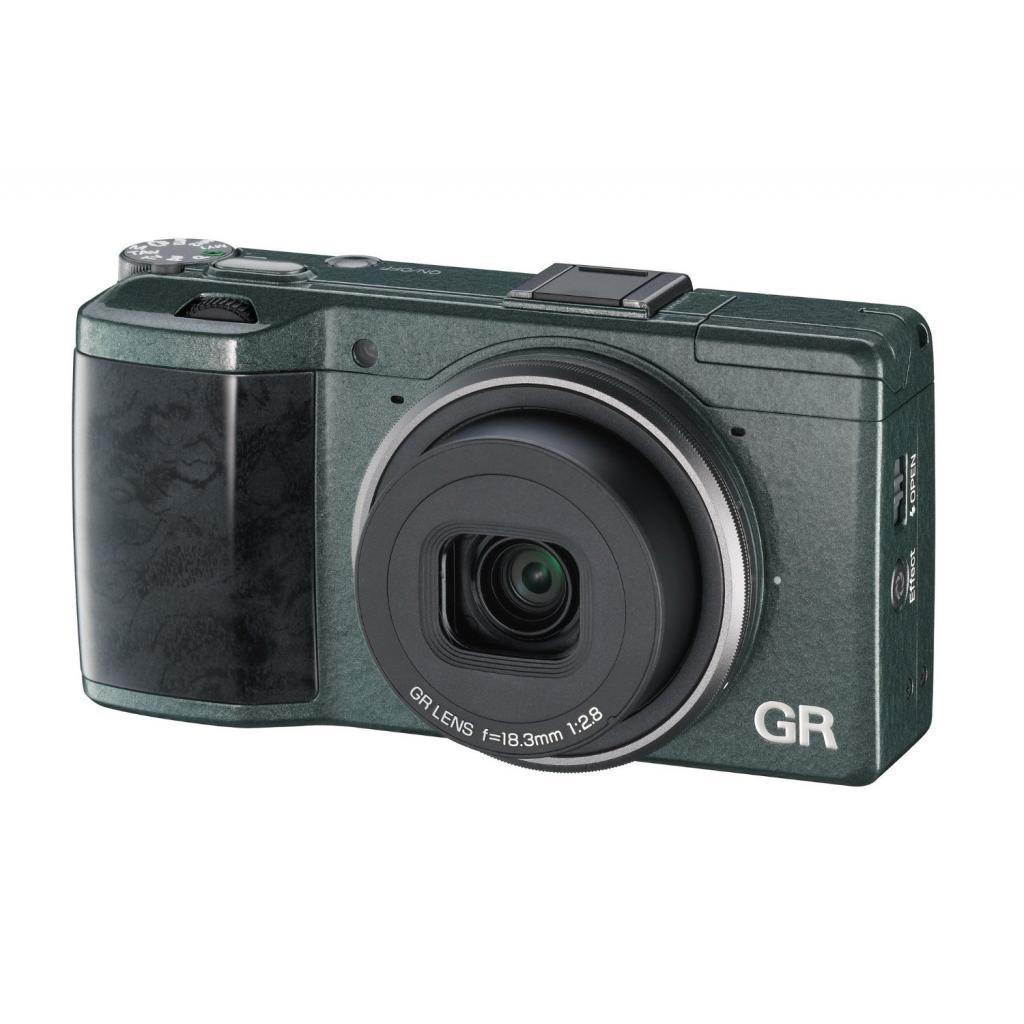 Цифровой фотоаппарат Ricoh GR Limited Edition (175824) изображение 3